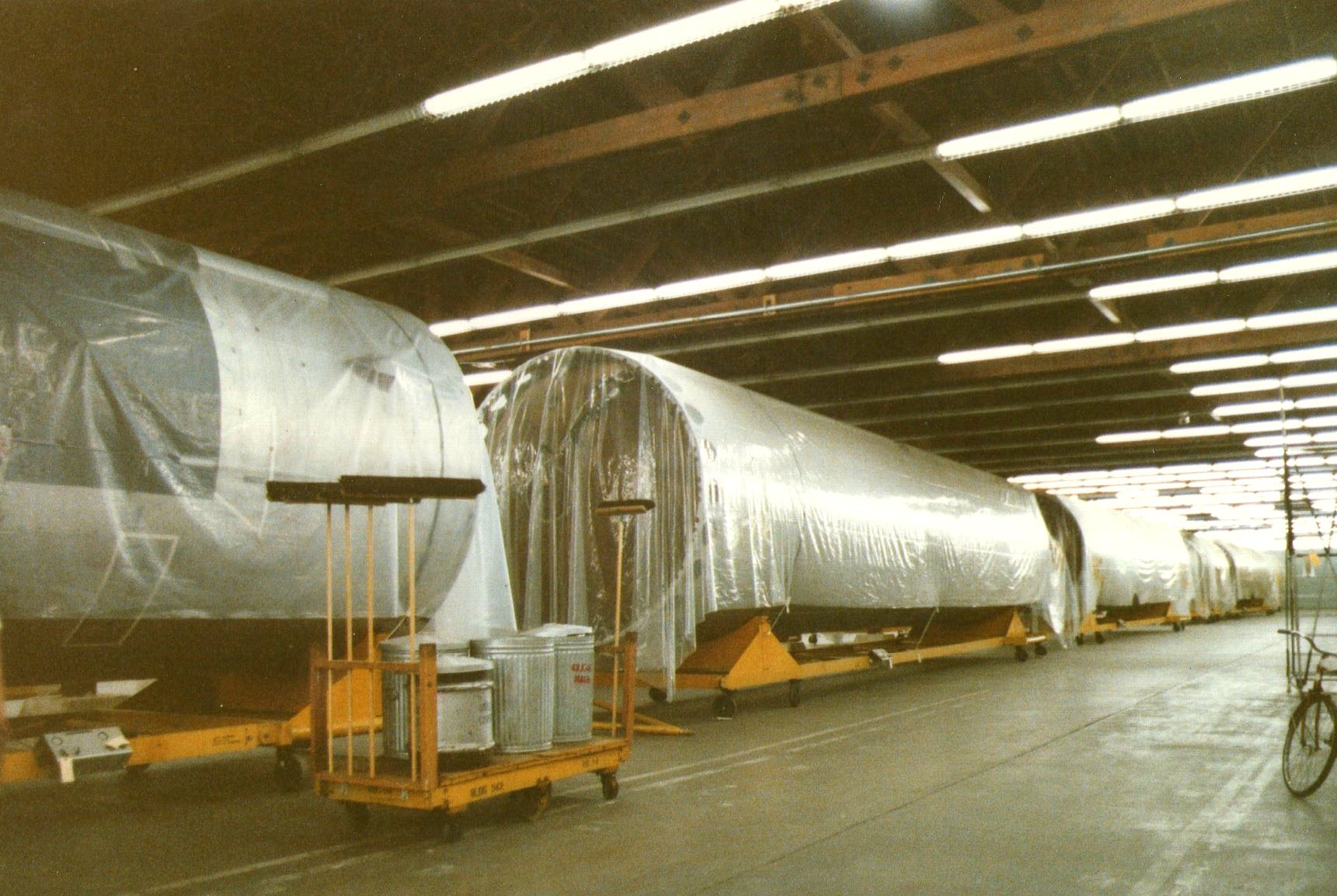 Titan-2 ICBMs