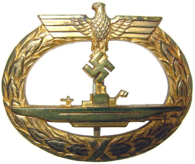 U-boat War Badge - Wikipedia