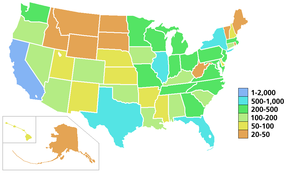 FileUSA States Nominal GdpPNG Wikimedia Commons - Map of us states by gdp
