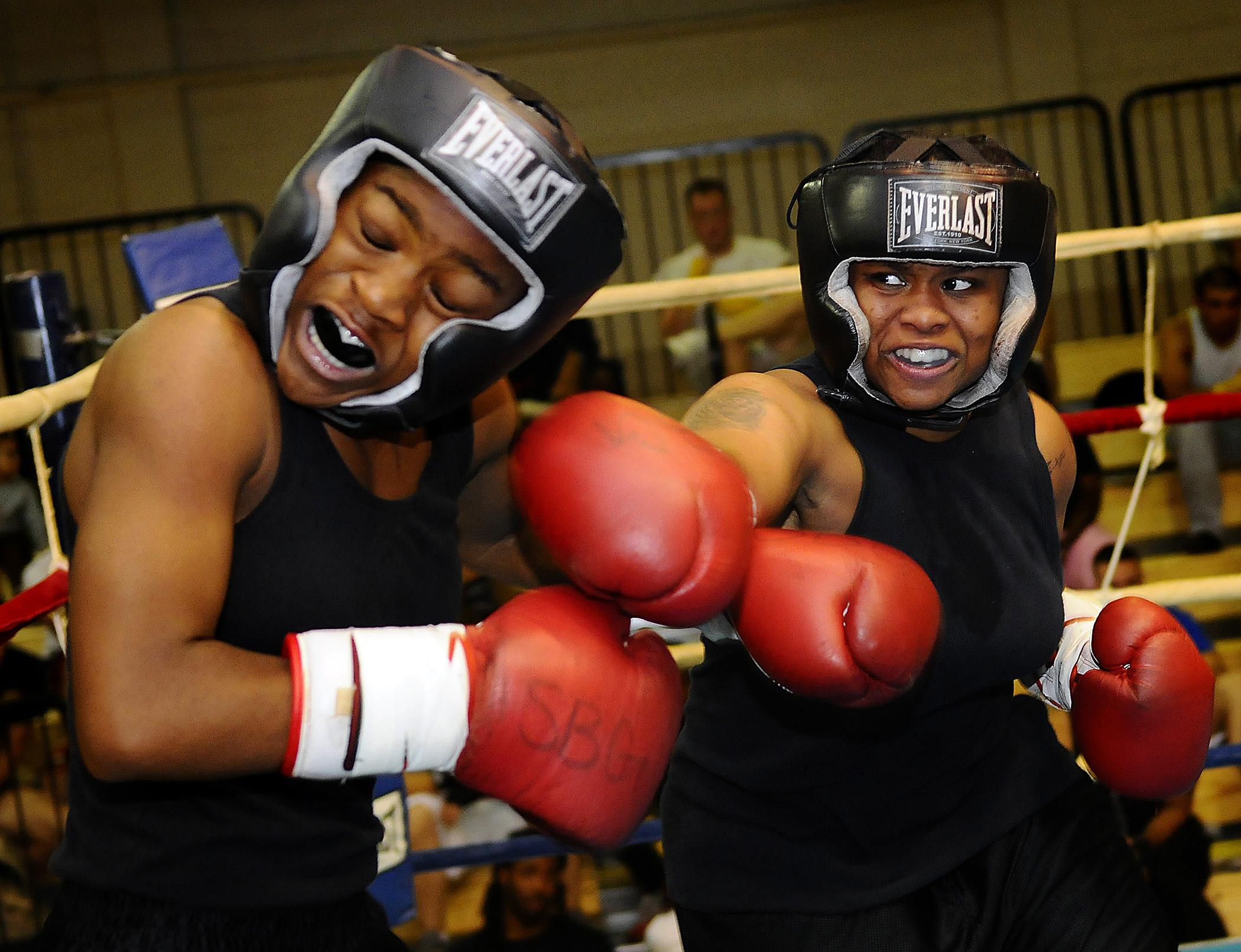 Boxing Ring Kids