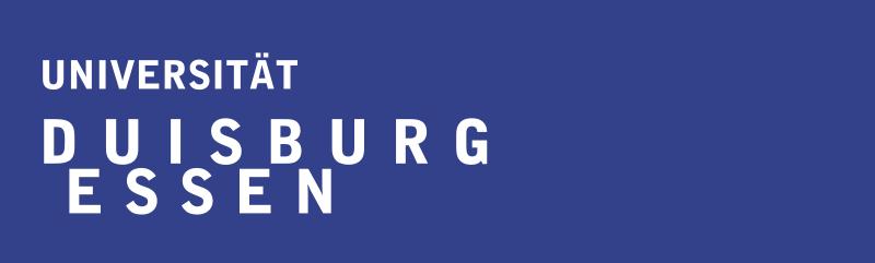 Logo of University of Duisburg-Essen