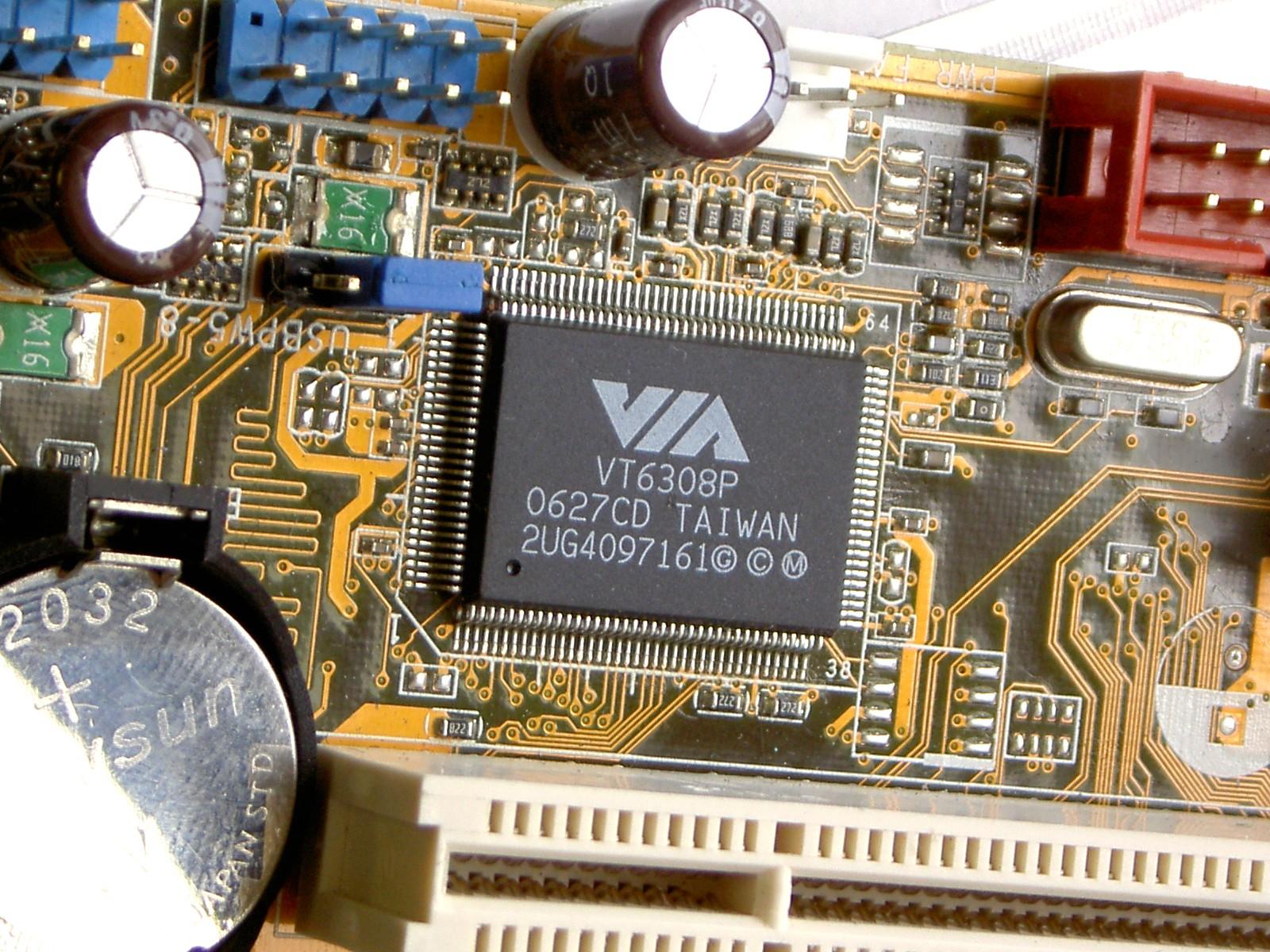 VIA VT6308P WINDOWS 7 DRIVER