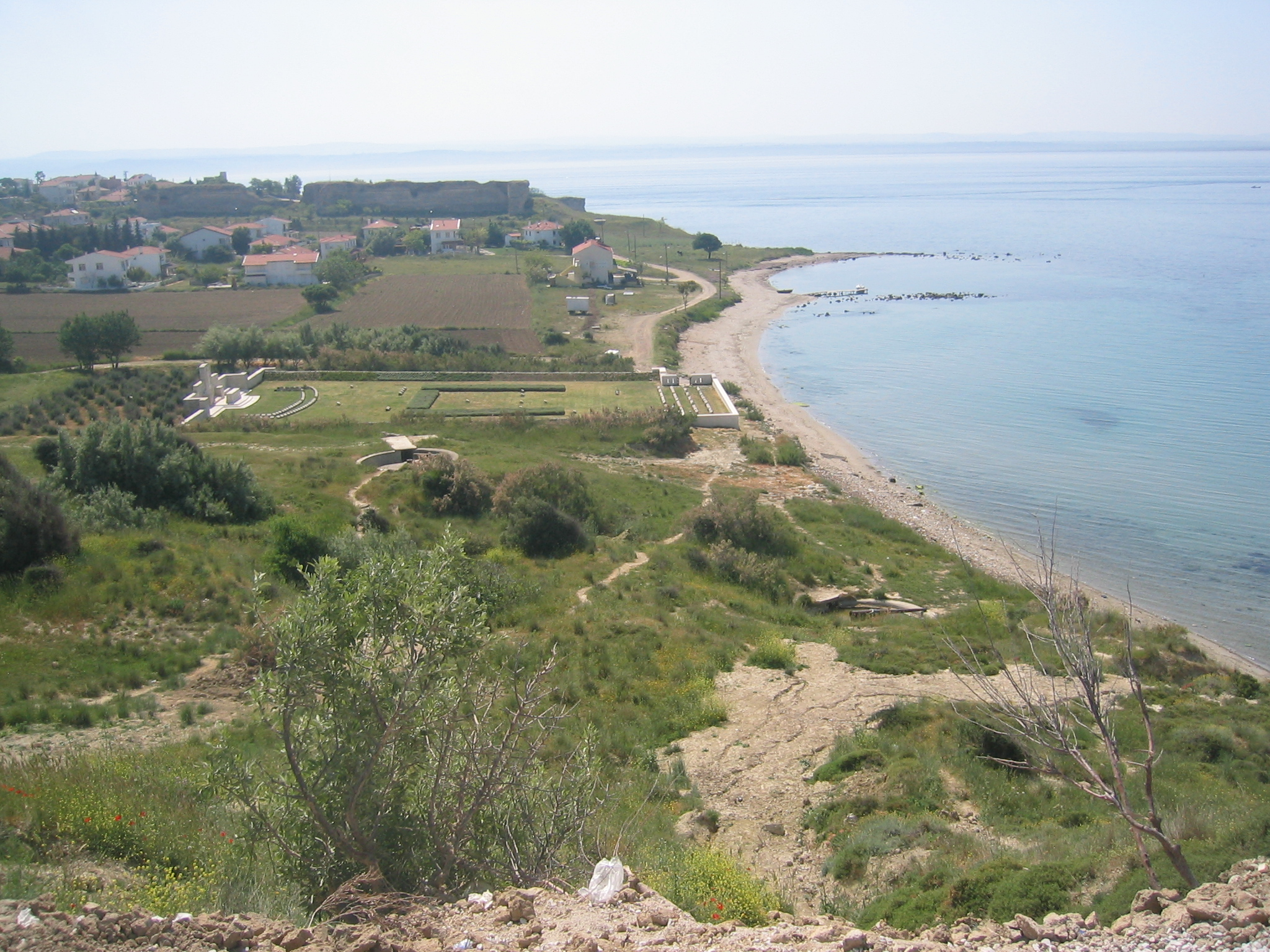 List of war cemeteries and memorials on the Gallipoli Peninsula  Military Wi...