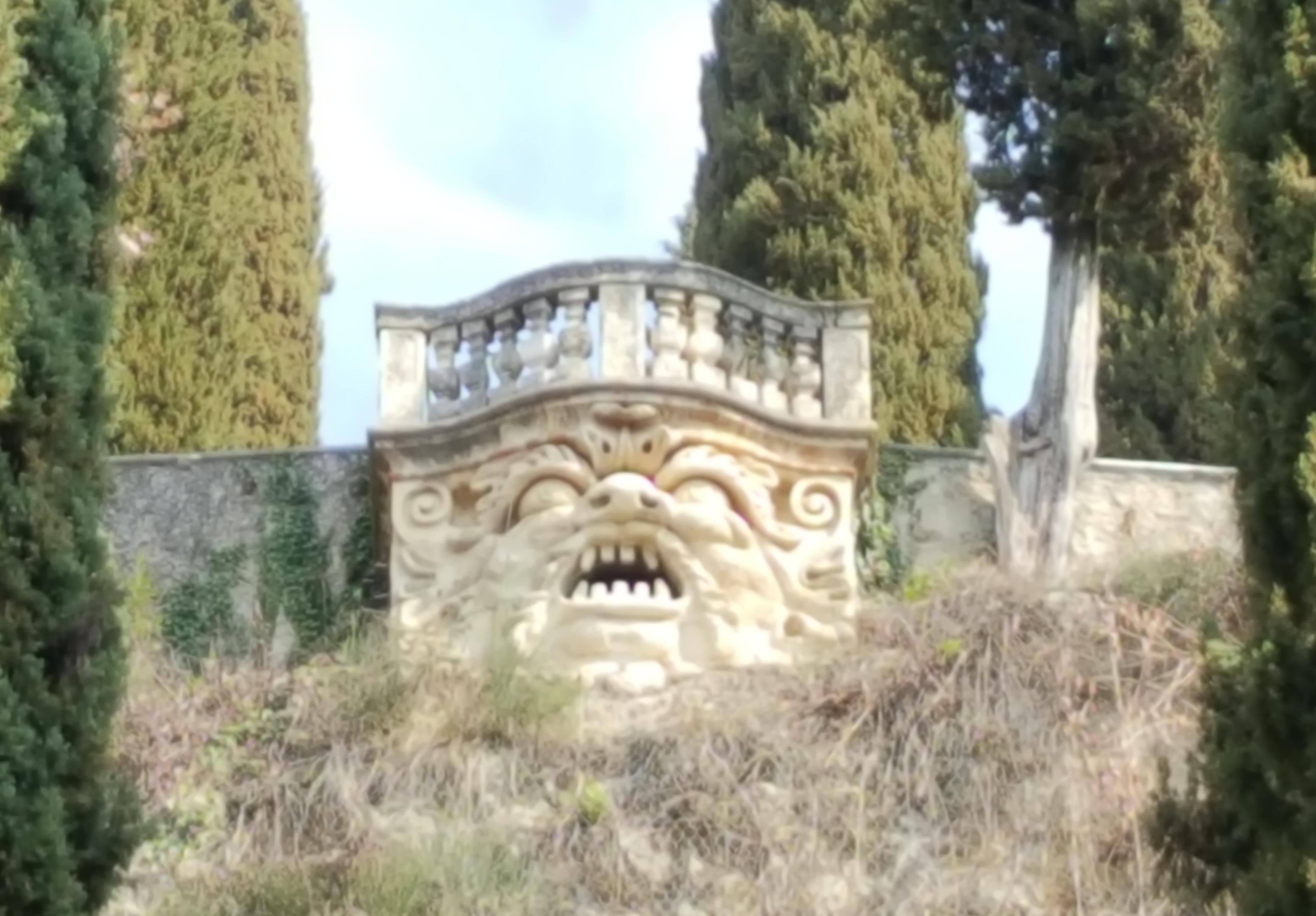 Парк Джусти giardini giusti Верона Италия newpix