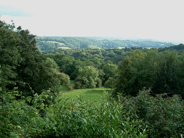 View southwards from Newark Park - geograph.org.uk - 580014