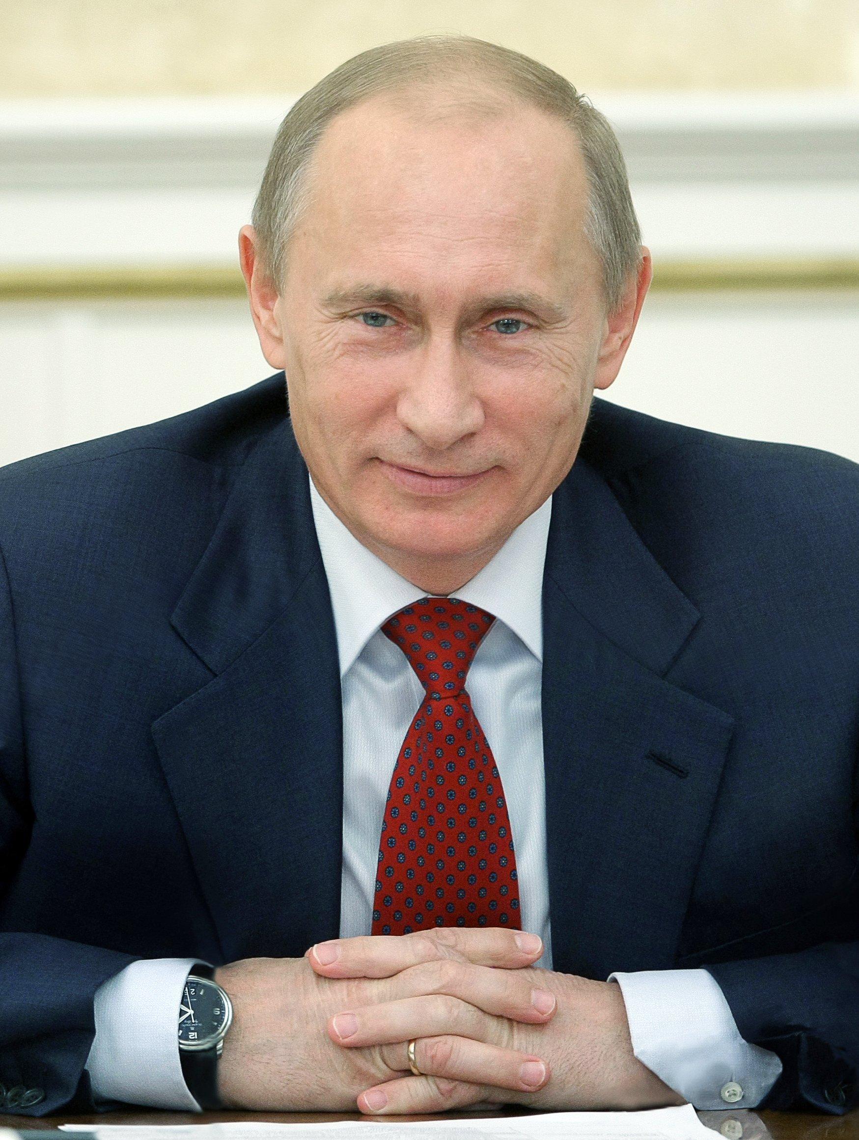 Russia under Vladimir Putin - Wikipedia