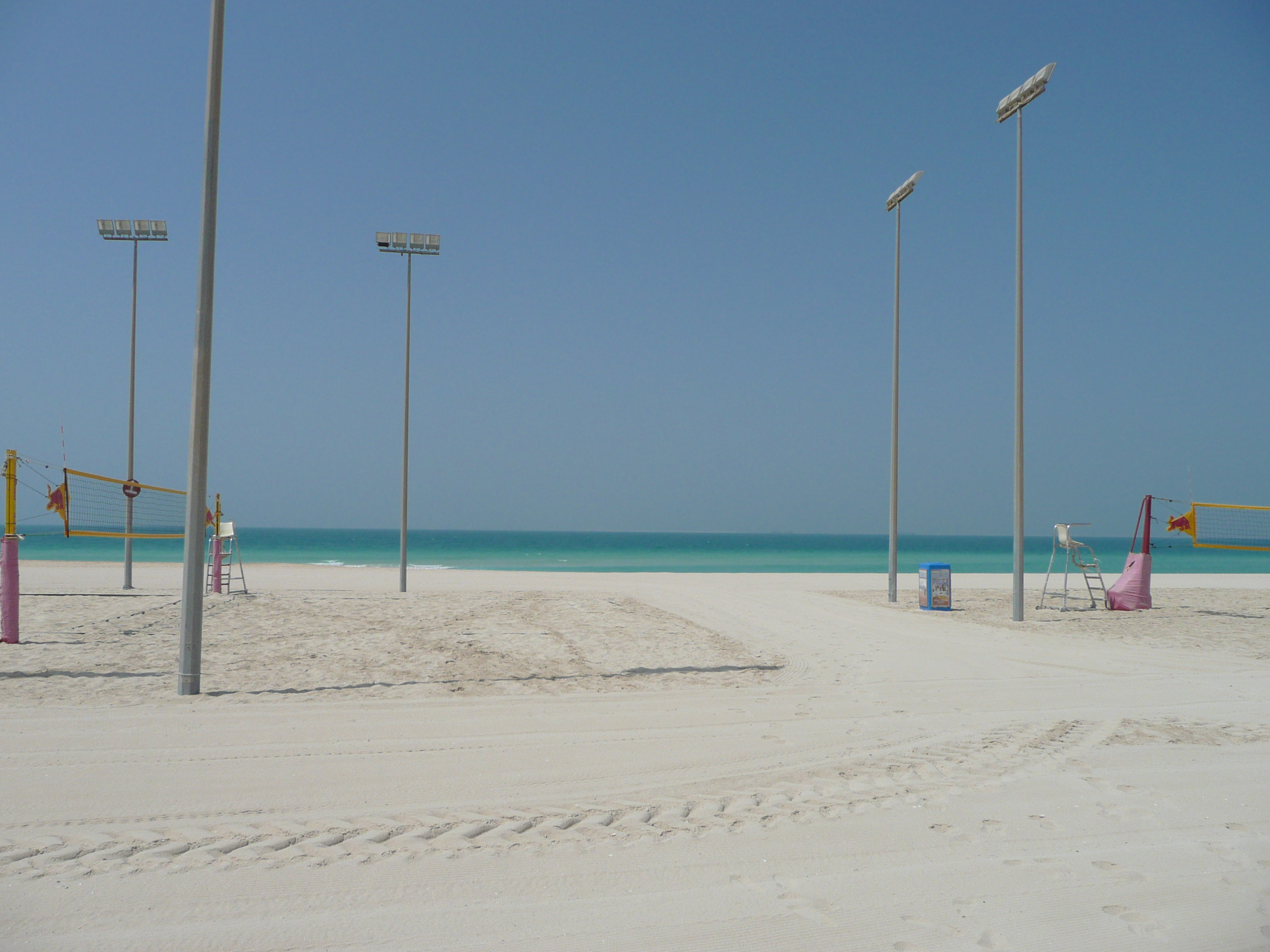 File:Volleyball courts on Jumeirah Beach.jpg - Wikimedia ...