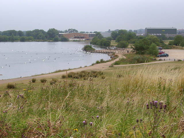 Watermead Country Park - geograph.org.uk - 1560558