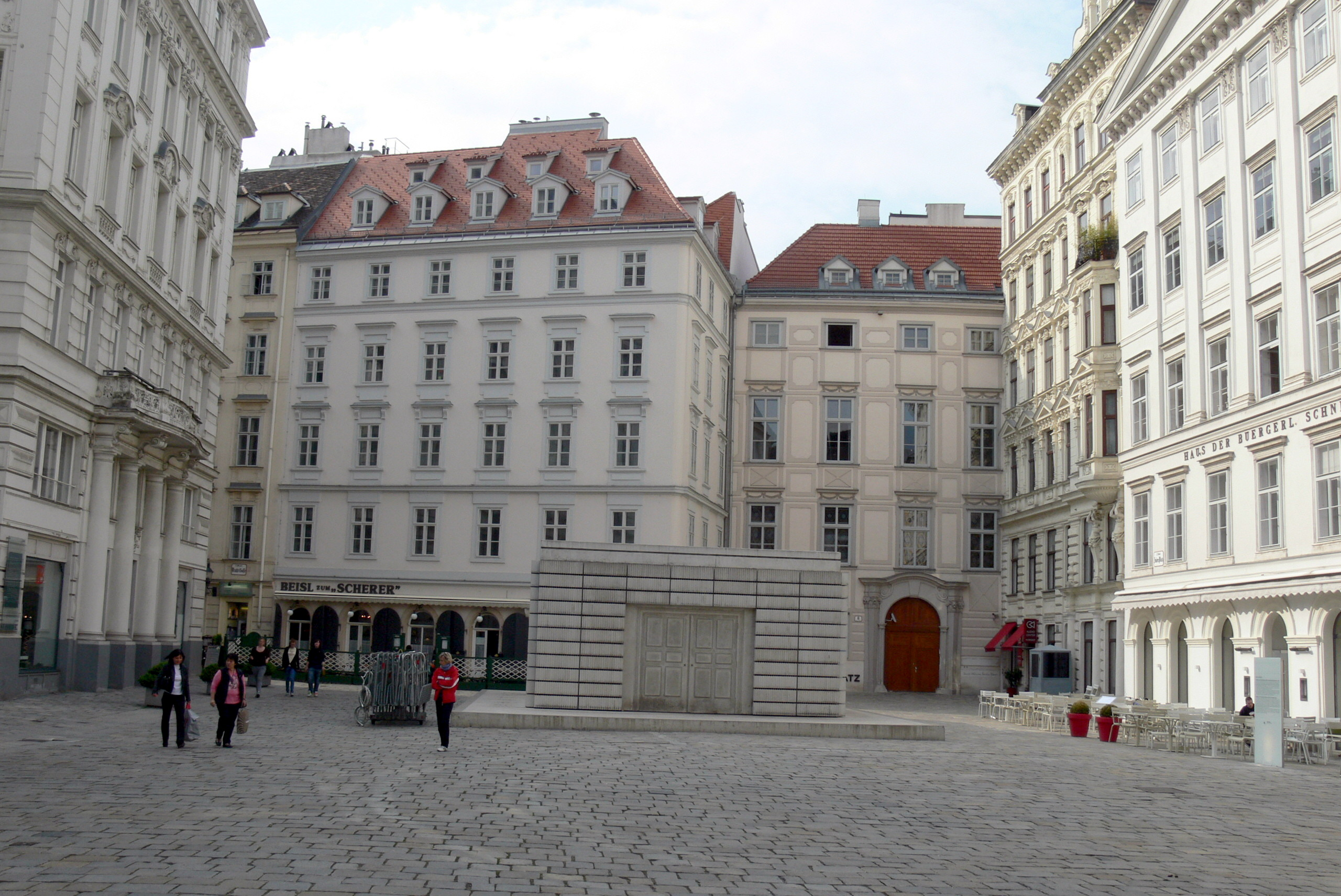 Vienna Hotels Near City Center