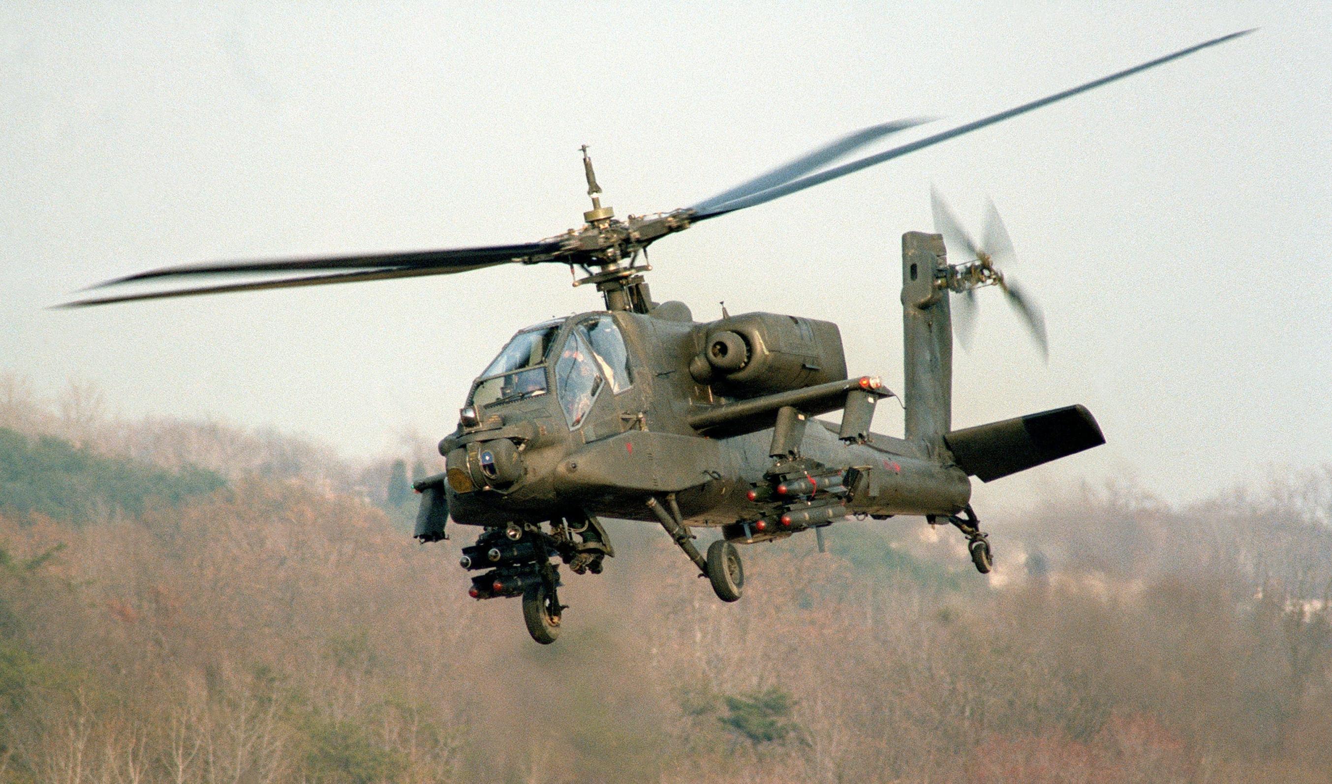 Boeing AH 64 Apache Military Wiki
