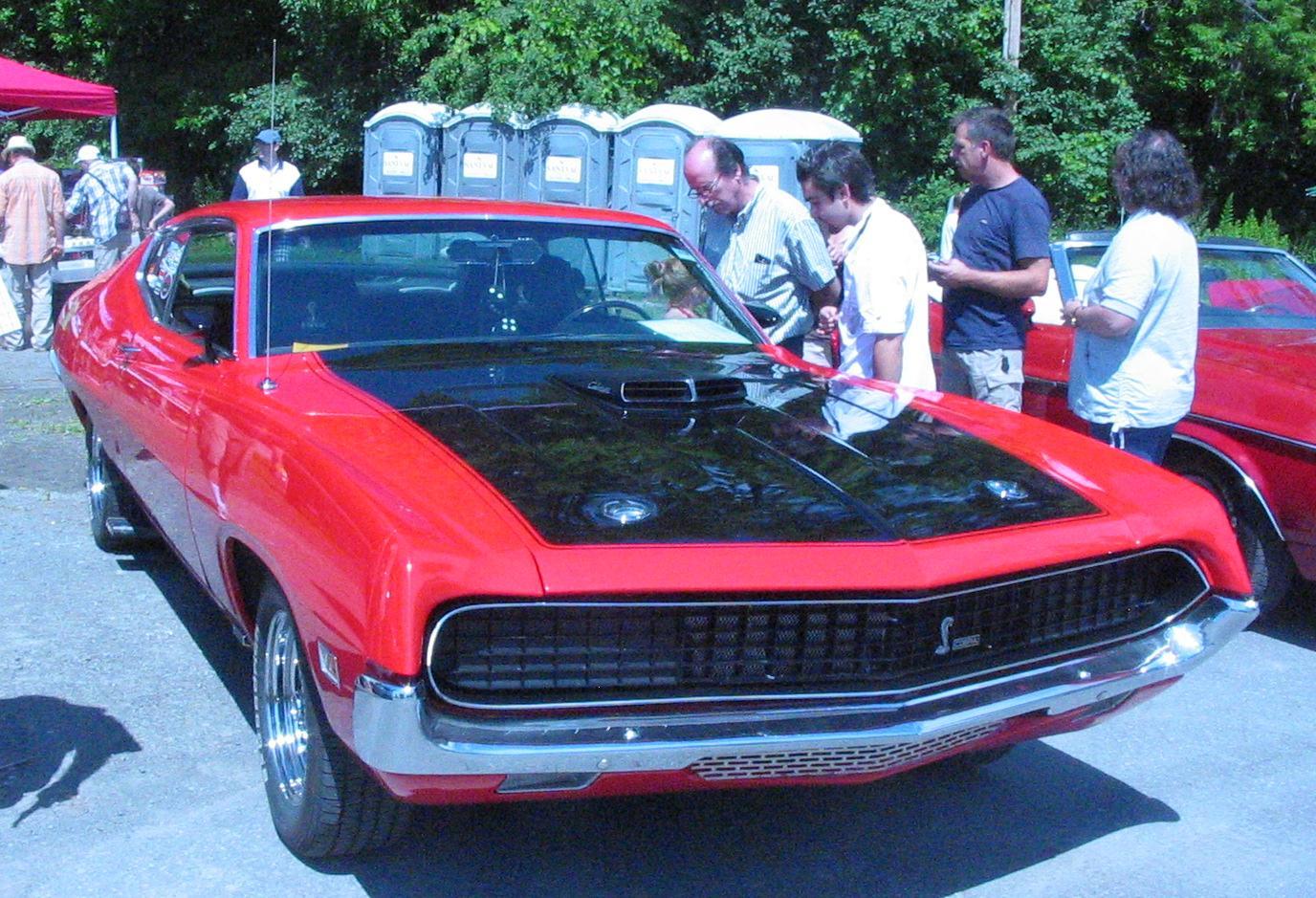 file70 ford torino cobra auto classique laval 11jpg wikipedia - 1971 Ford Gran Torino Cobra