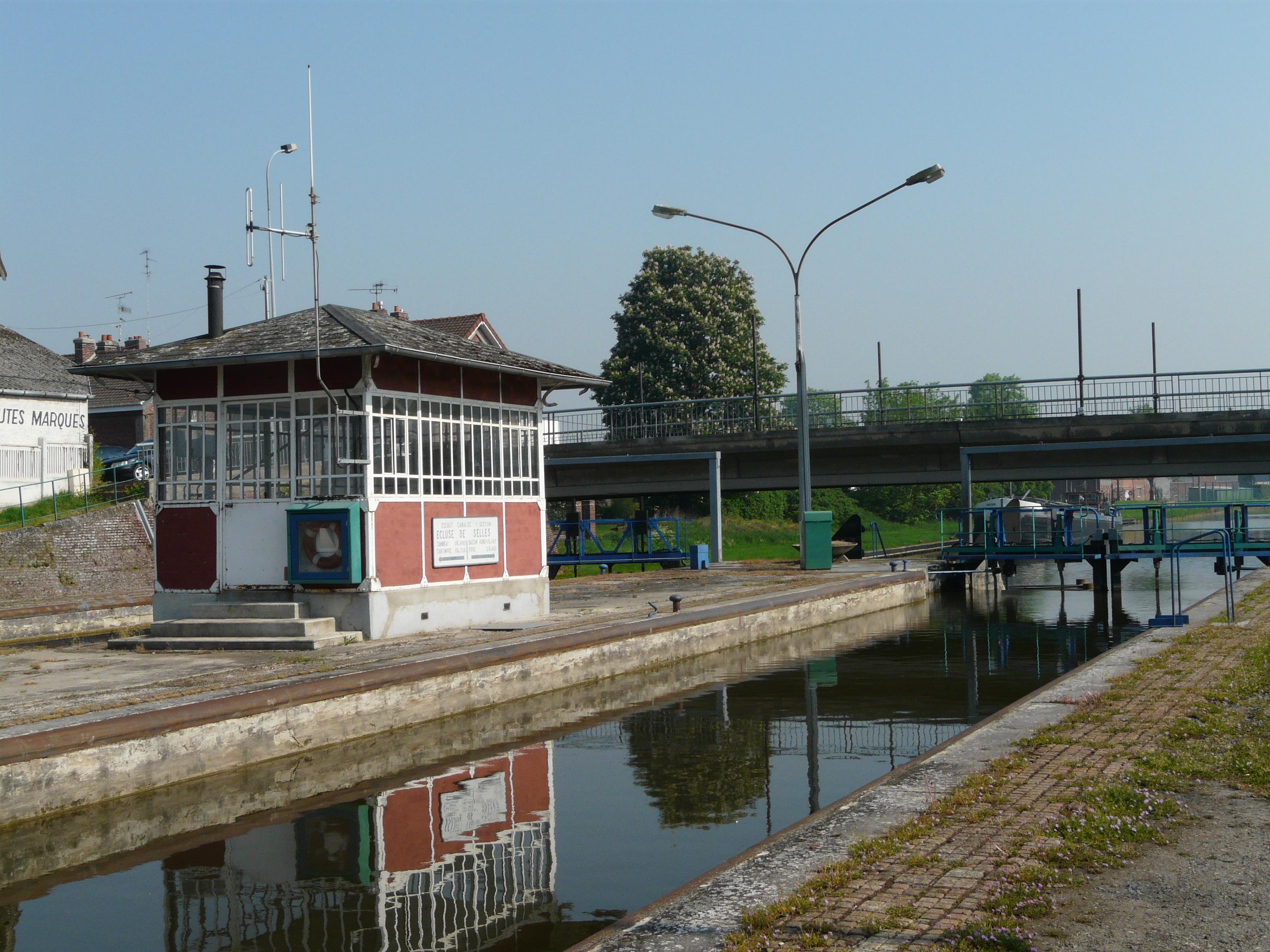 L'Escaut (Schelde) Canal