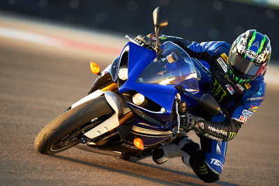 Blue Yamaha R For Sale