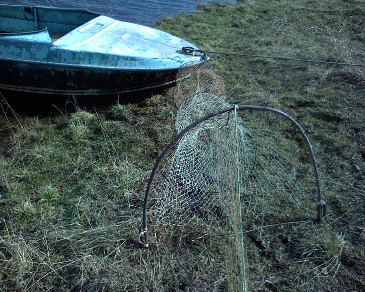 заколы для рыбалки
