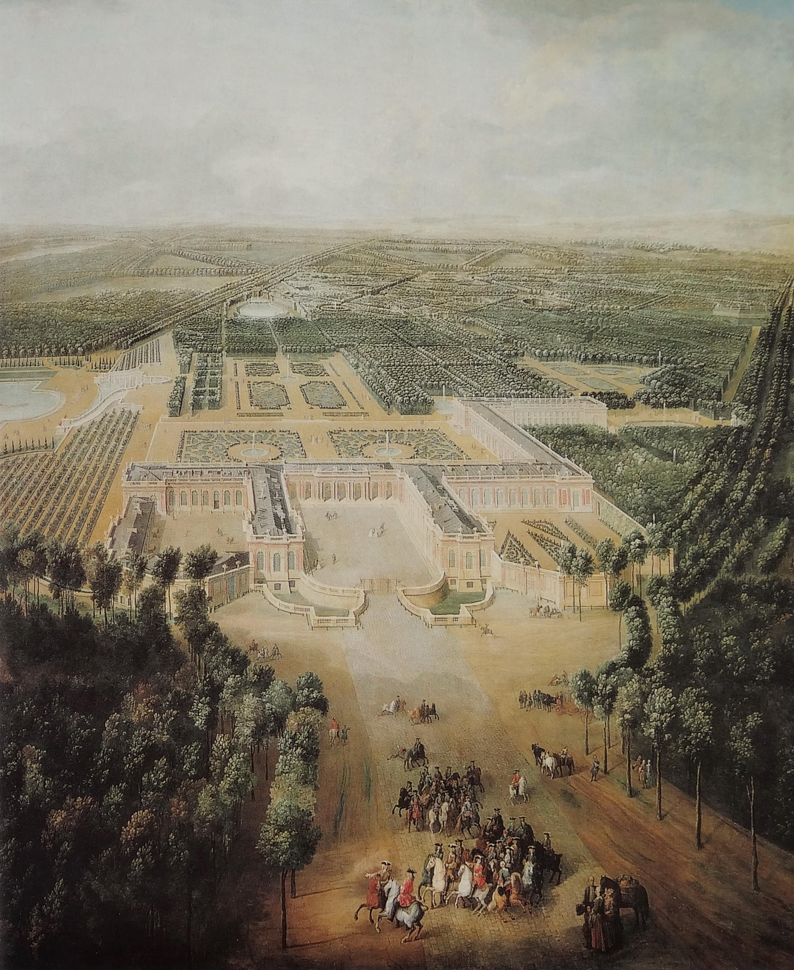 Grand trianon wikiwand for Salle de bain louis xv versailles