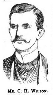 Charles Wilson, 2nd Baron Nunburnholme British politician