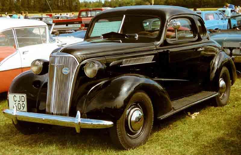 1937 Chevrolet Coupe For Sale | Autos Weblog