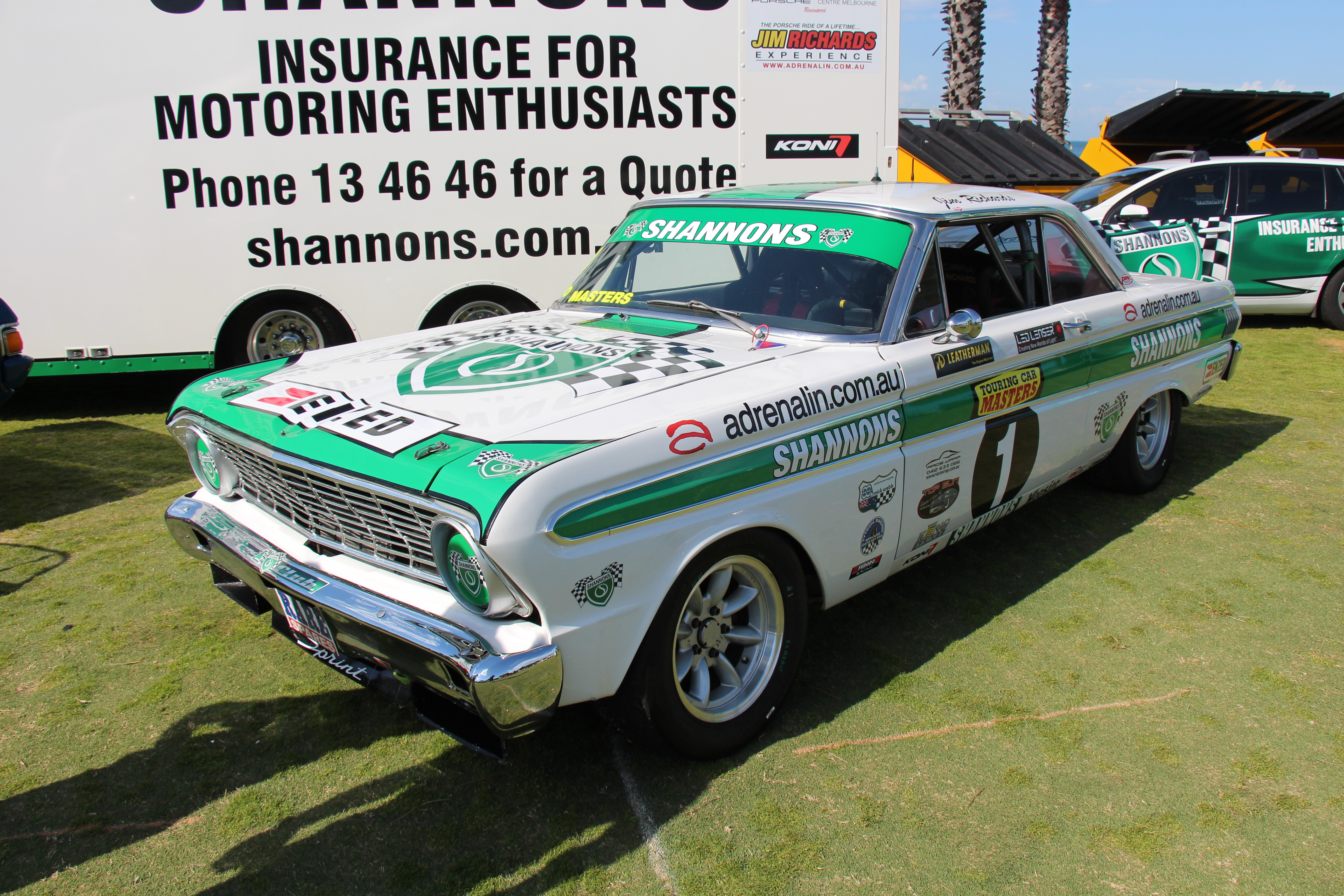 1964 ford falcon 4 door find used 1964 ford falcon 4 door 170 special - File 1964 Ford Falcon Coupe Race Car 15331532364 Jpg