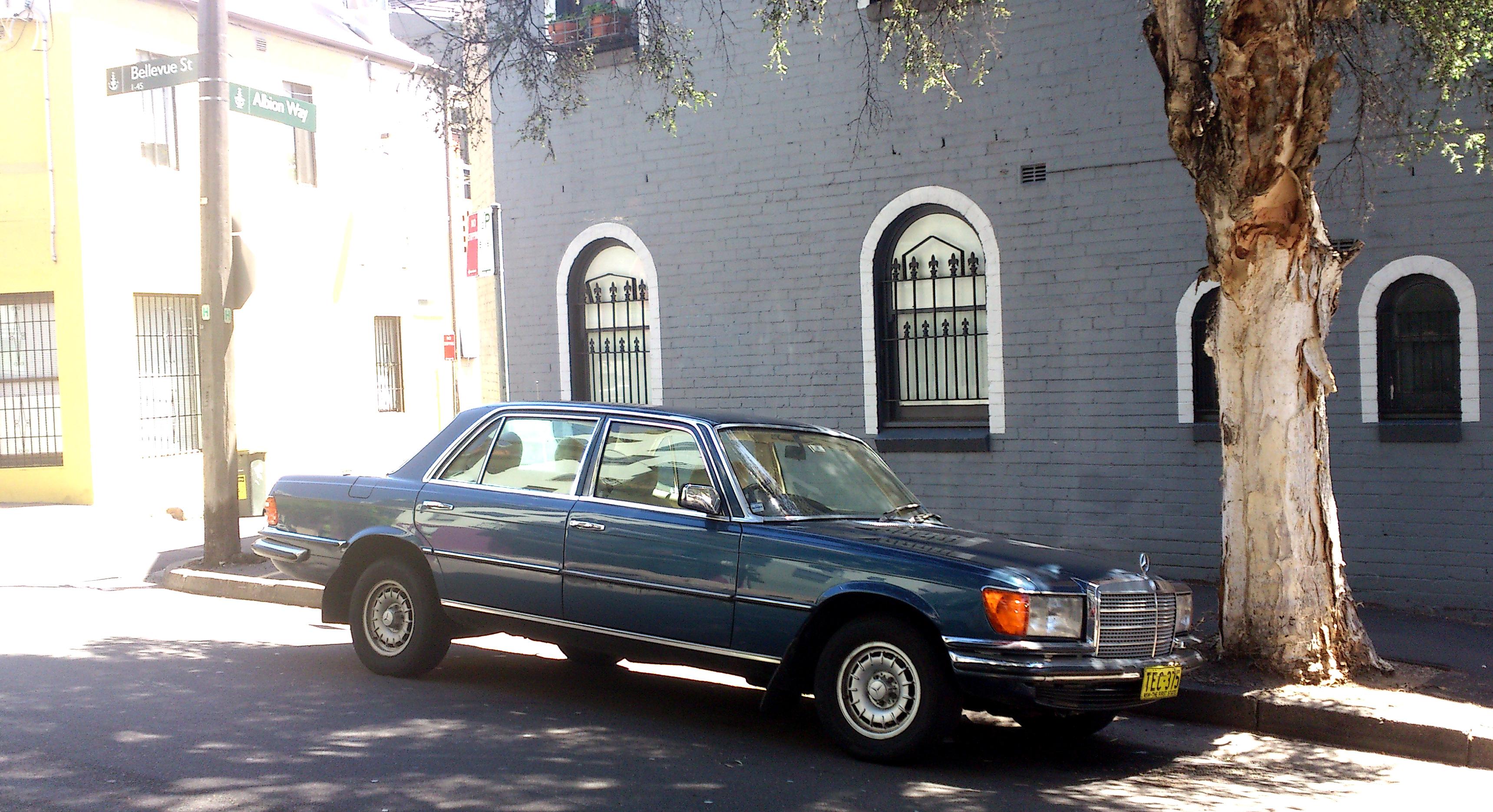 File 1980 Mercedes Benz 280 SEL V116 sedan 2012 10 29