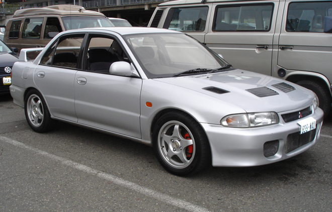 File 1993 Lancer Evolution1 Jpg Wikipedia