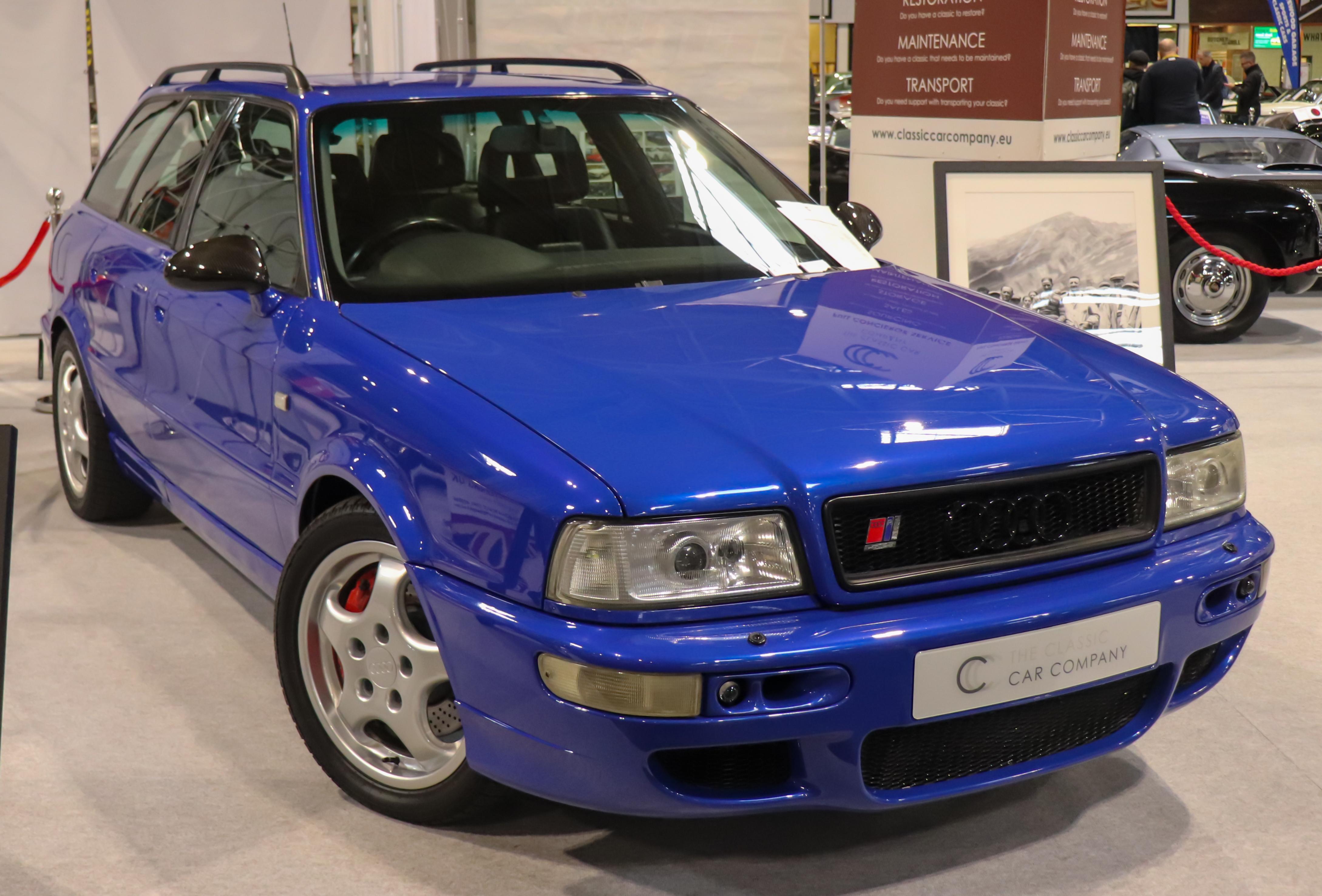 Audi Rs 2 Avant Wikipedia