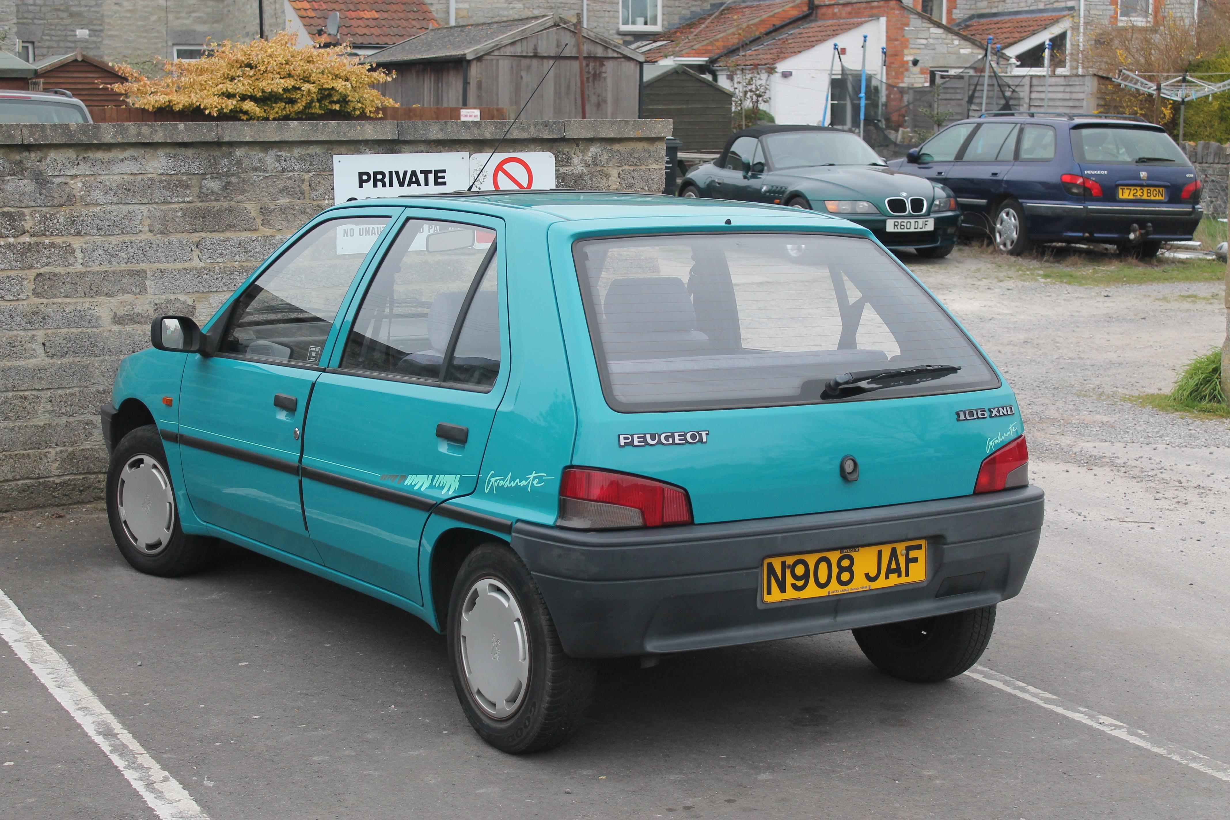 Peugeot 106 - Wikipedia on