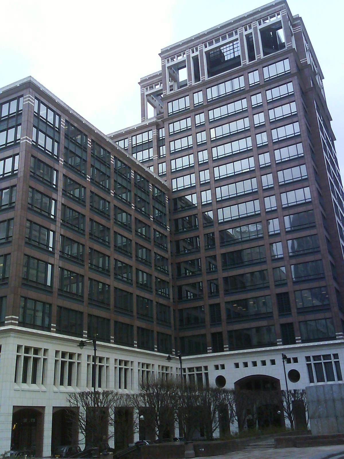 25 Cabot Square Wikipedia