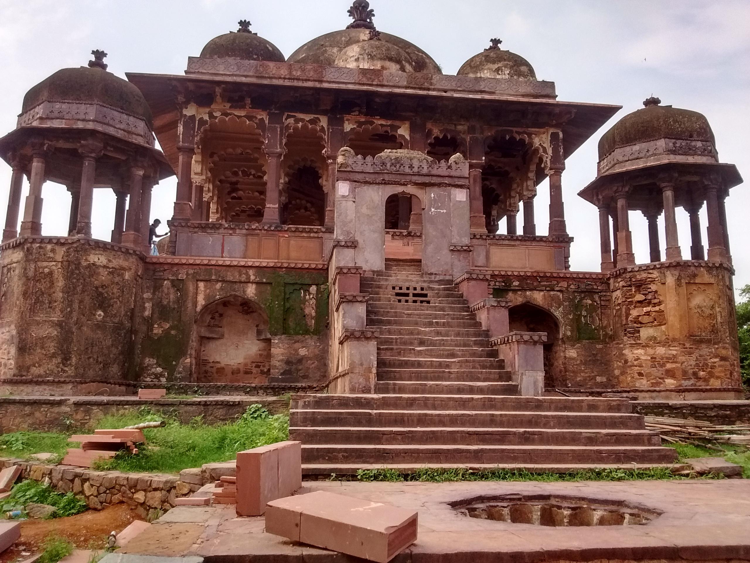 Ranthambore Fort ruins