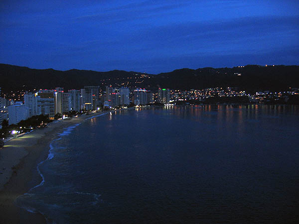 Acapulco – Travel guide at Wikivoyage