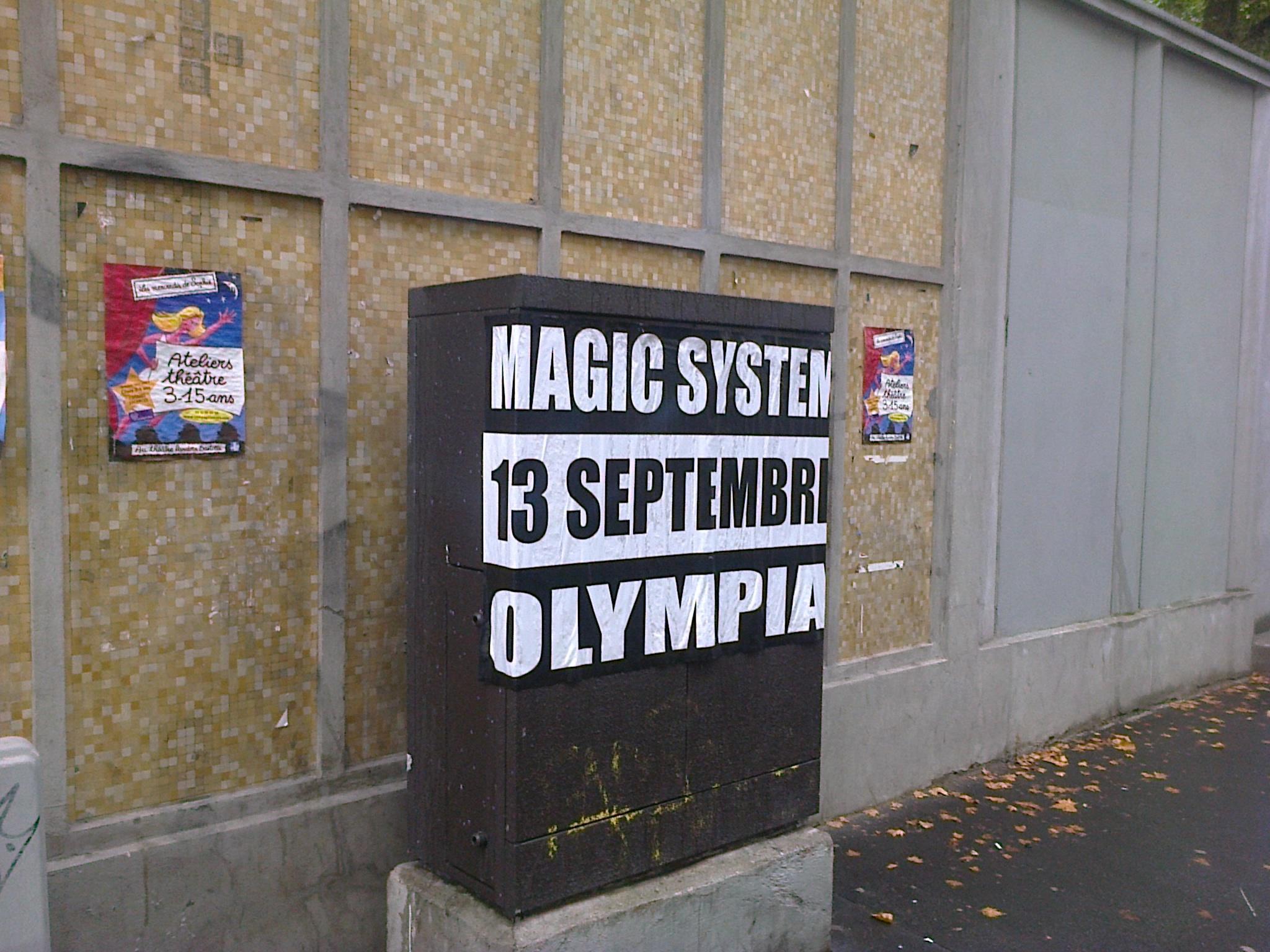 Magic System Wikipedia