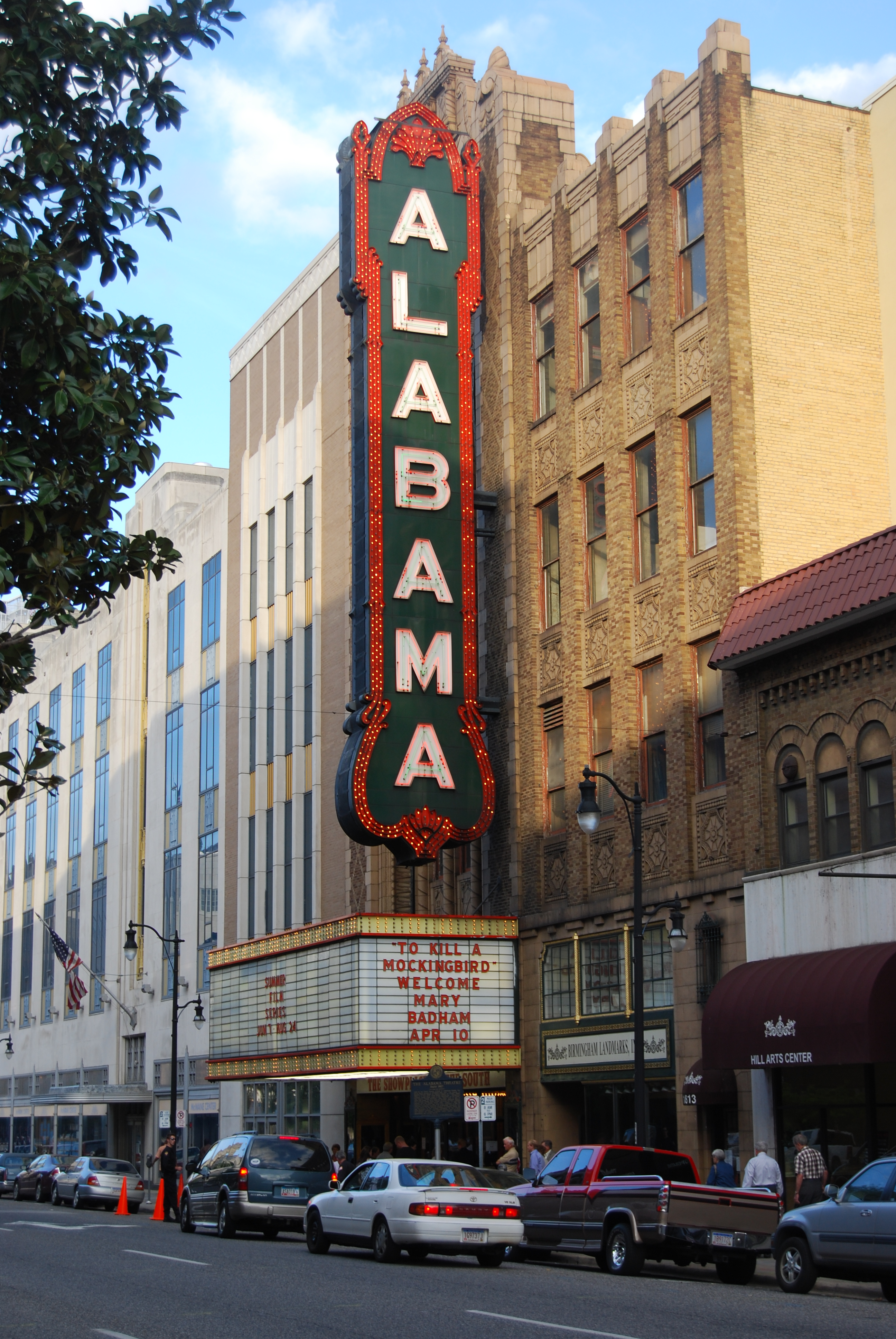Alabama Theater Birmingham Alabama Theatre in Birmingham