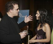 Albert Brooks and Sheetal Sheth