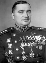 Aleksey Semenovich Zhadov Soviet military officer