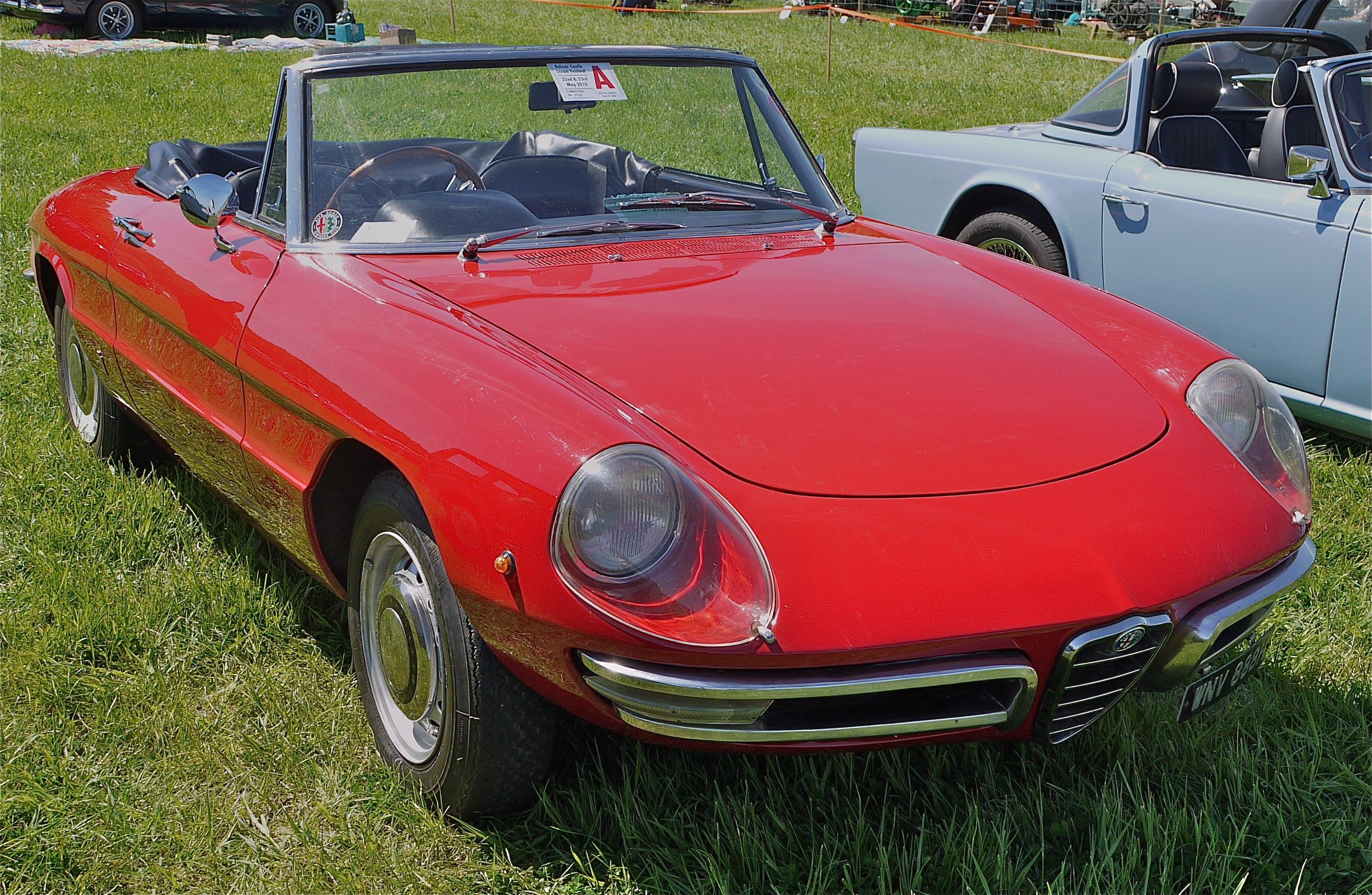 File Alfa Romeo Spider 1969 Flickr Mick Lumix Jpg
