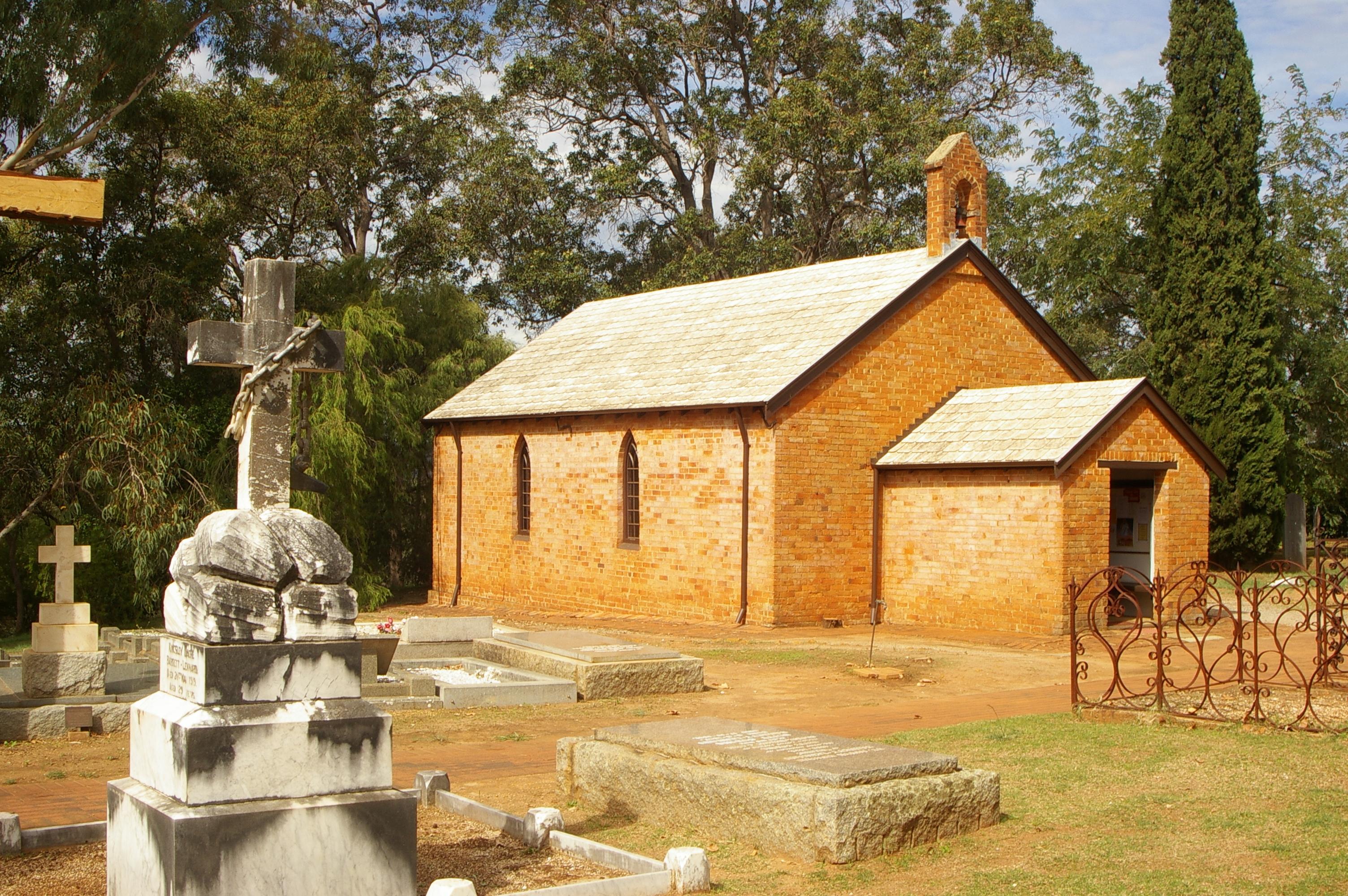 All Saints Anglican Church, Henley Brook - Wikipedia