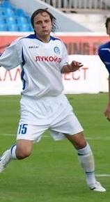 Andrey Paryvayew Belarusian footballer