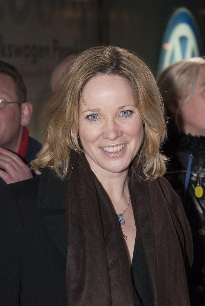 Ann-Kathrin Kramer Größe