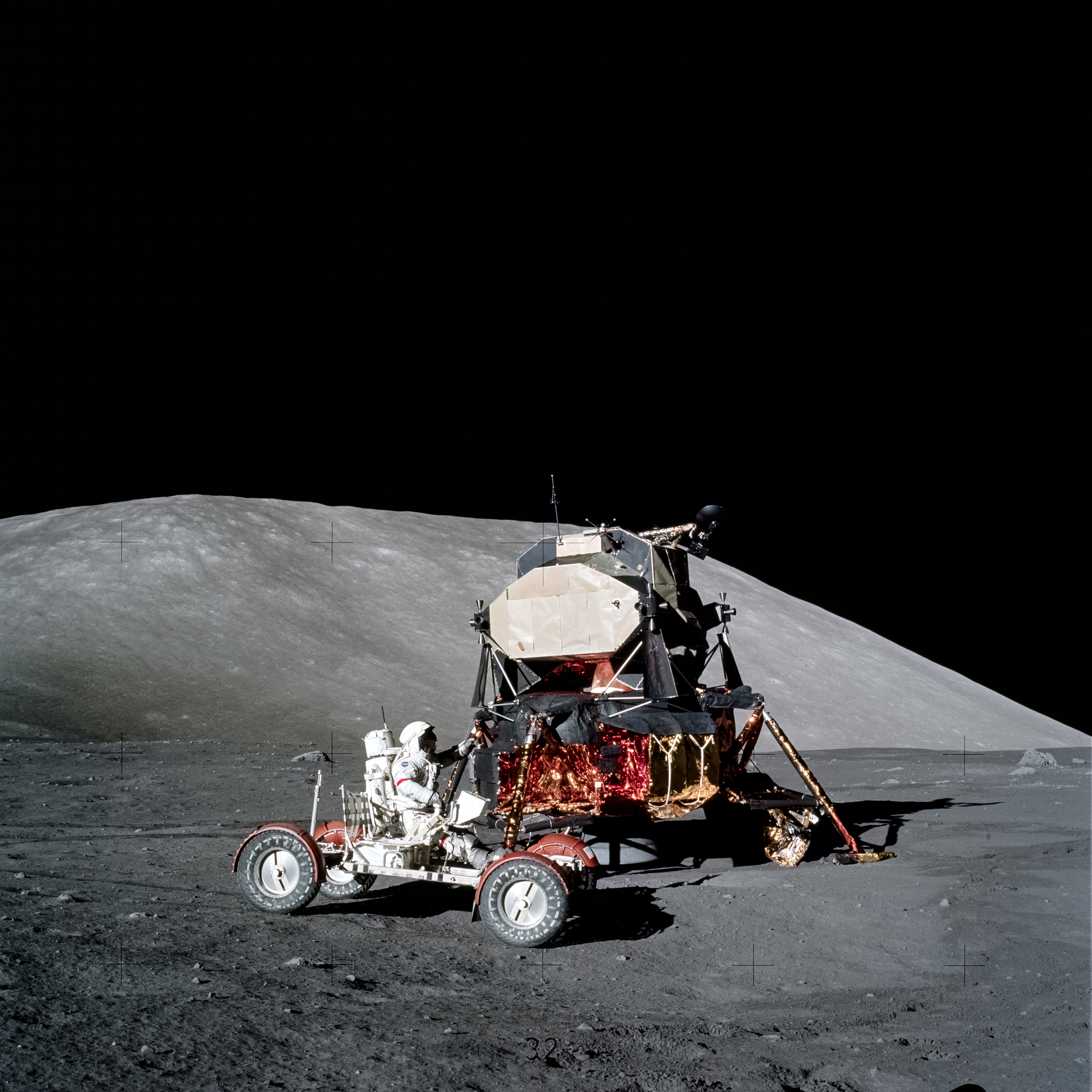 moon rover images - photo #22