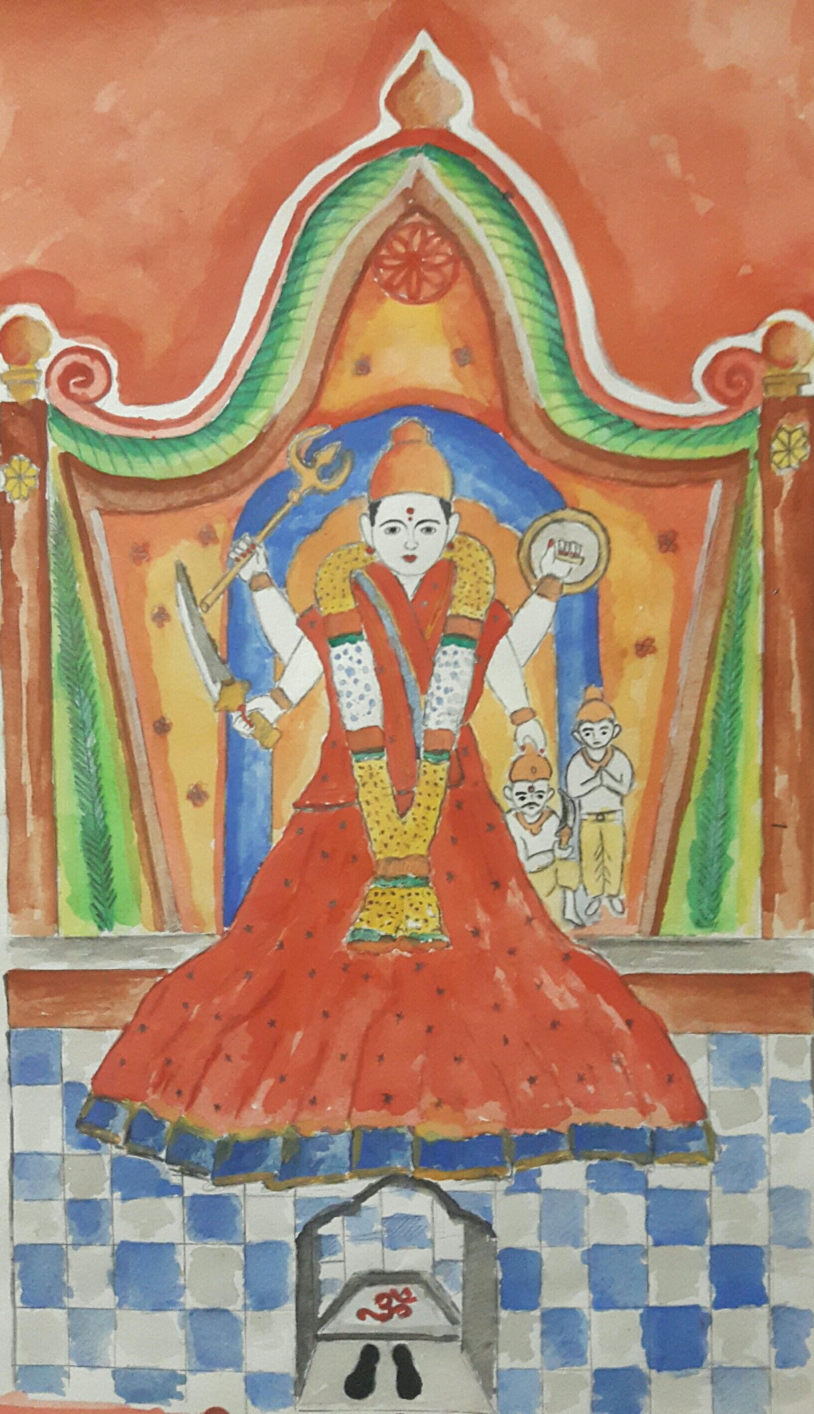 श्री आर्यादुर्गा देवी महात्म्य