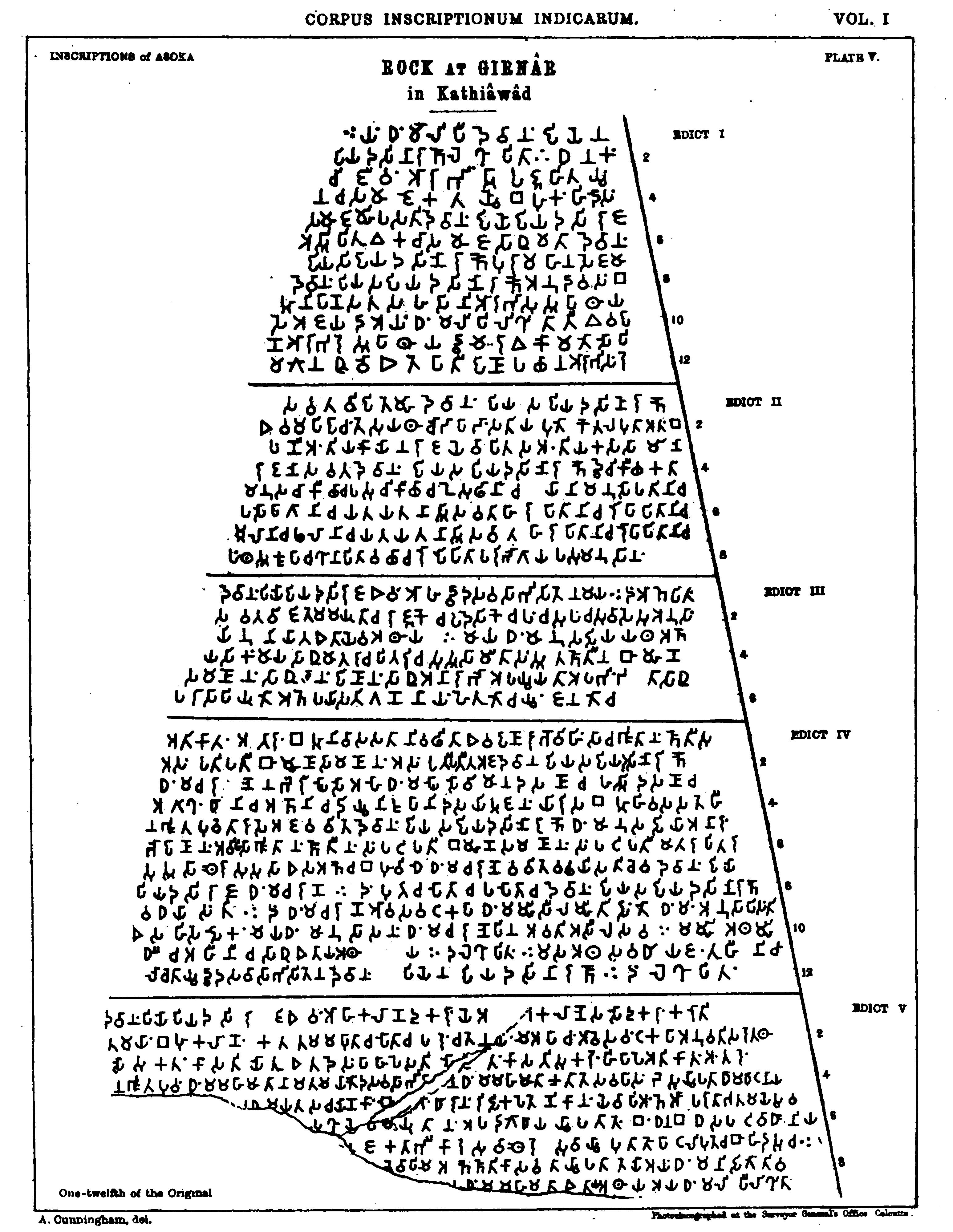 edicts of ashoka Edicts of ashoka 0 references commons category edicts of ashoka 1 reference imported from wikimedia project german wikipedia topic's main category.
