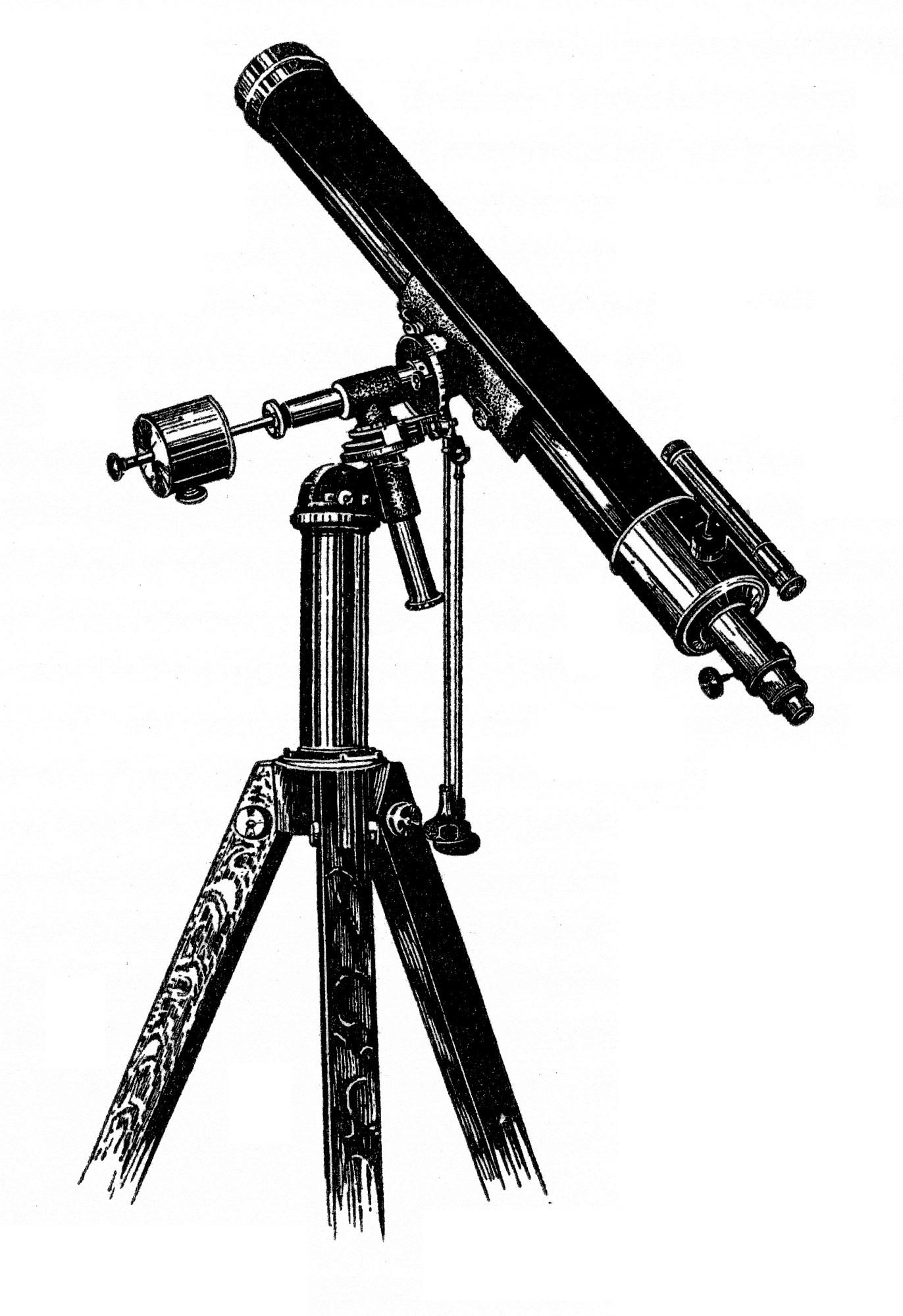 antrenament telescopic asupra vederii