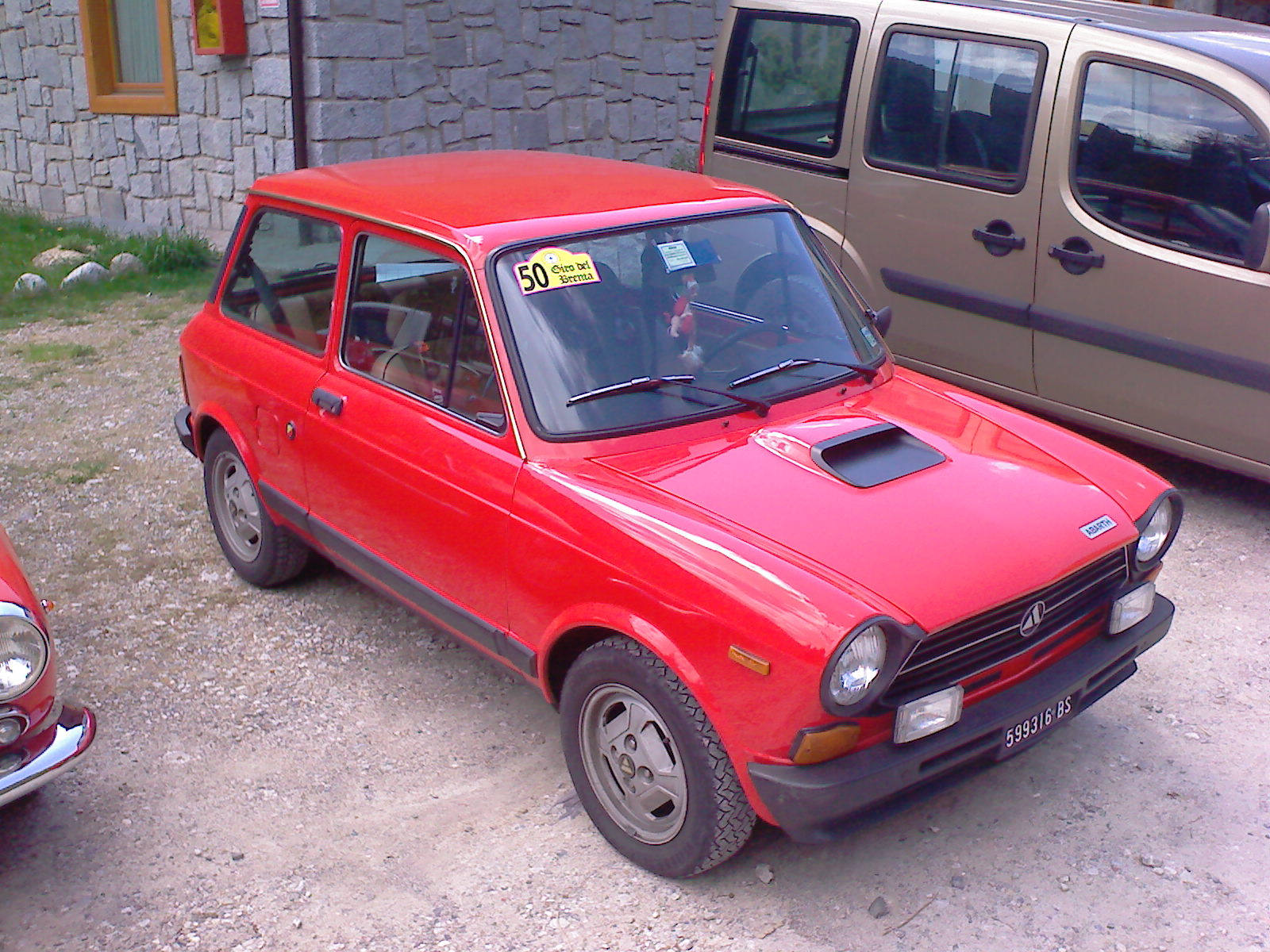Description Autobianchi A112 Abarth mk4.jpg