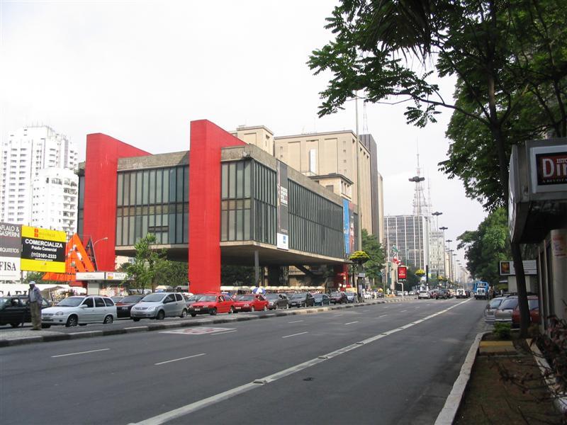 Avenida Paulista, MASP, corrida São Silvestre