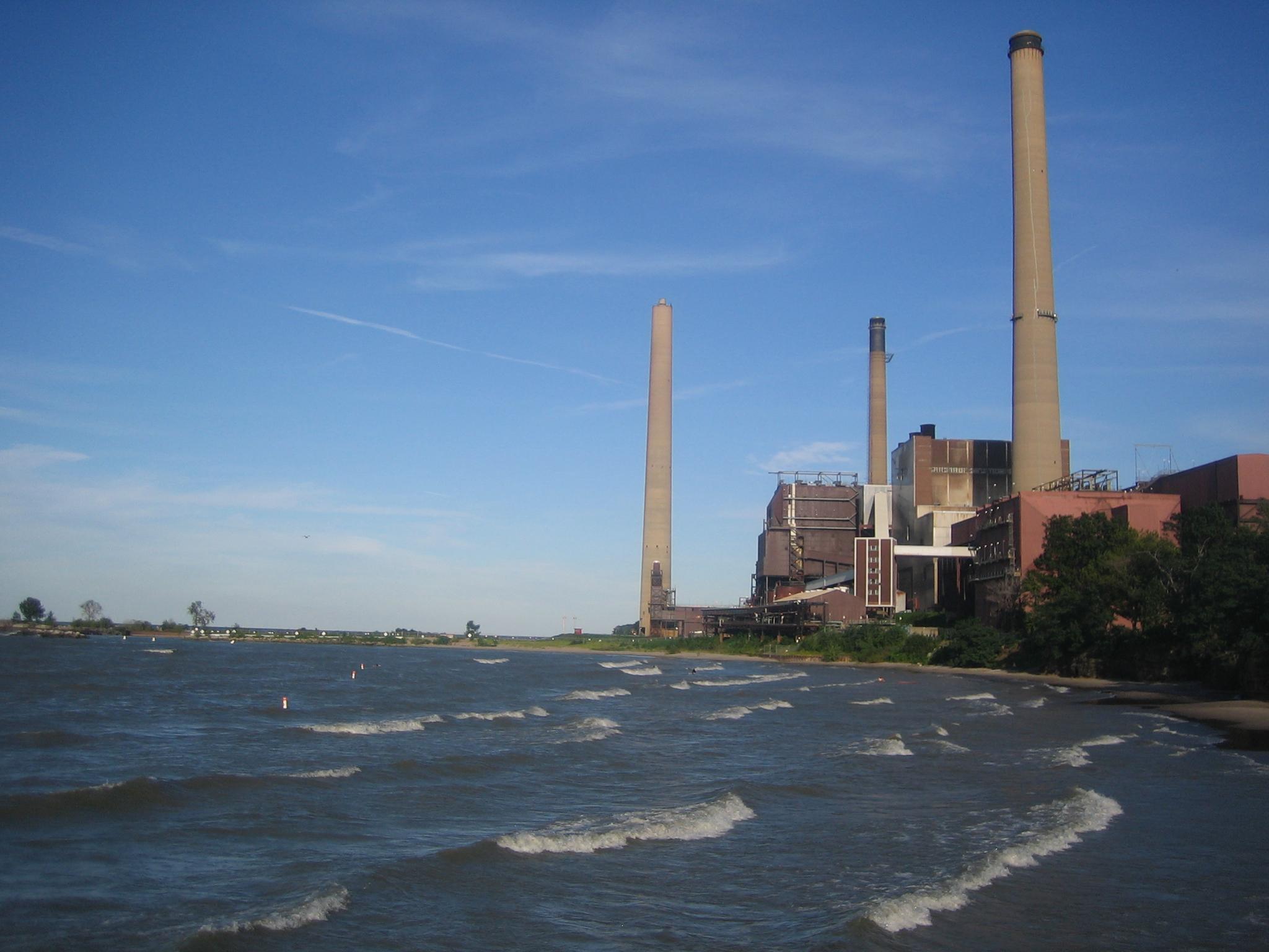 Description avon lake power plant