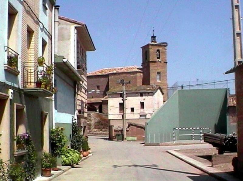 Iglesia de Nuestra Señora de los Ángeles.