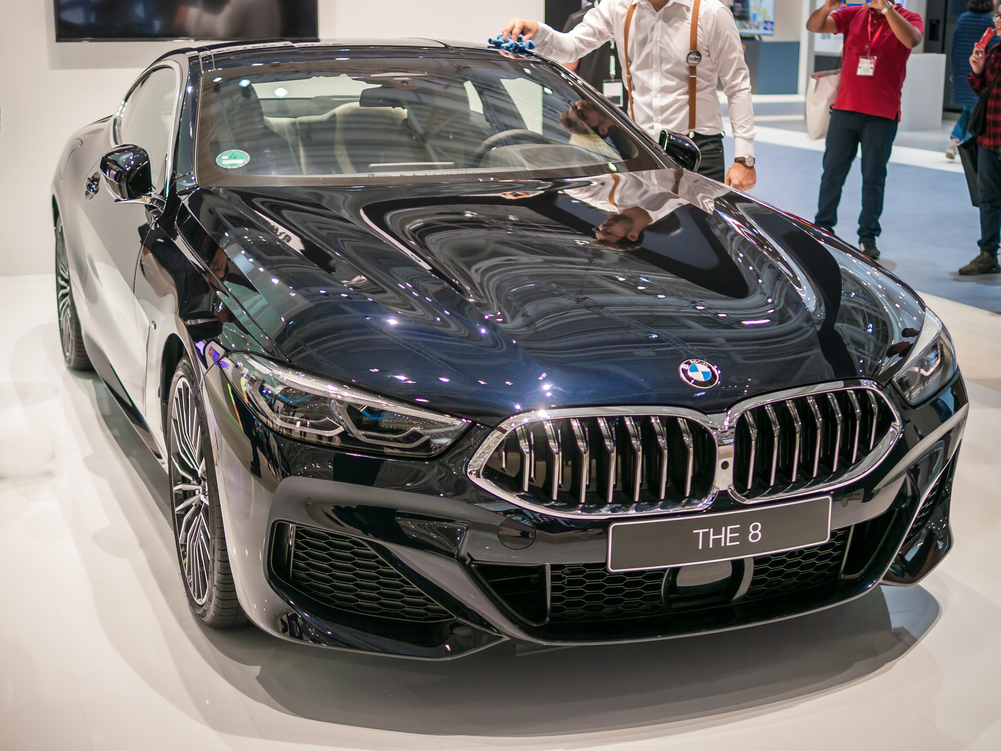 4a76acbfa1c896 File:BMW 840d, IFA 2018, Berlin (P1070297).jpg - Wikimedia Commons