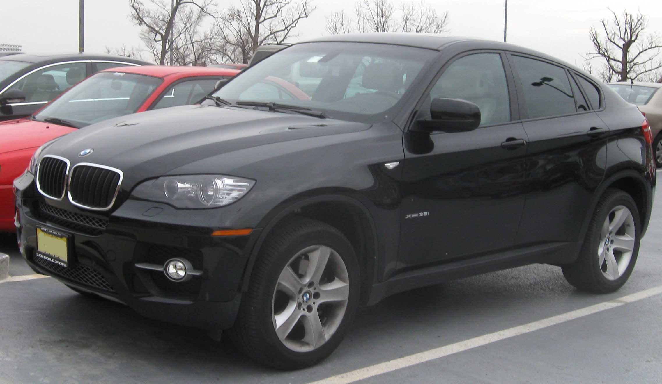 File Bmw X6 Jpg Wikipedia