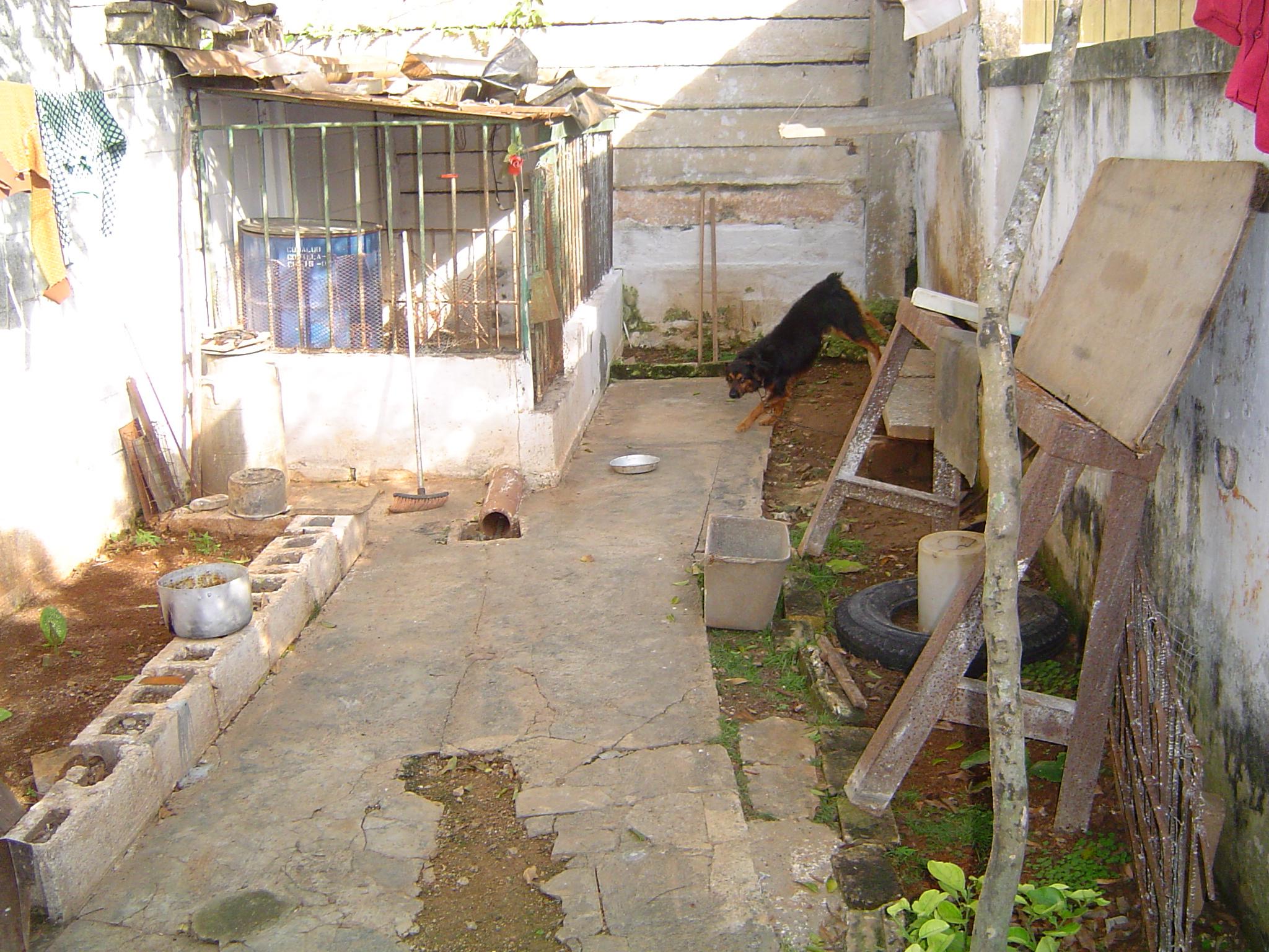 file backyard home in san antonio de los banos panoramio jpg