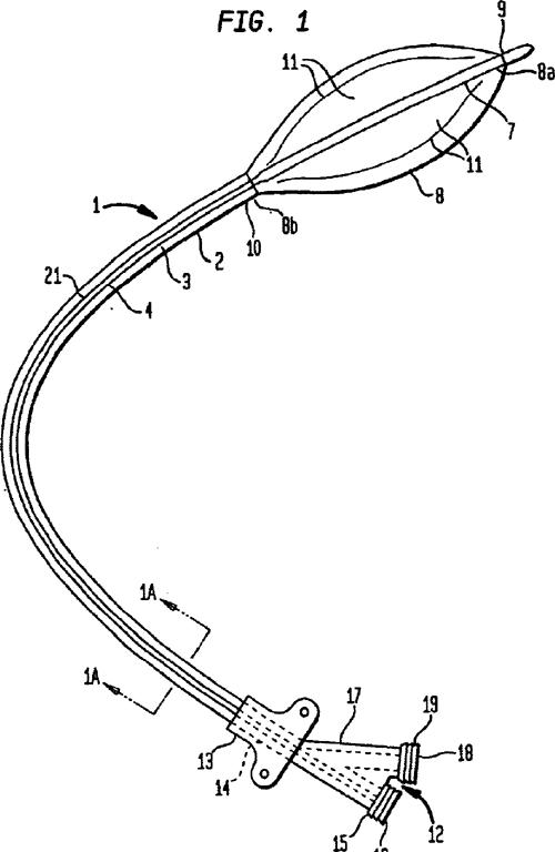 Balloon catherter balloon catheter wikipedia