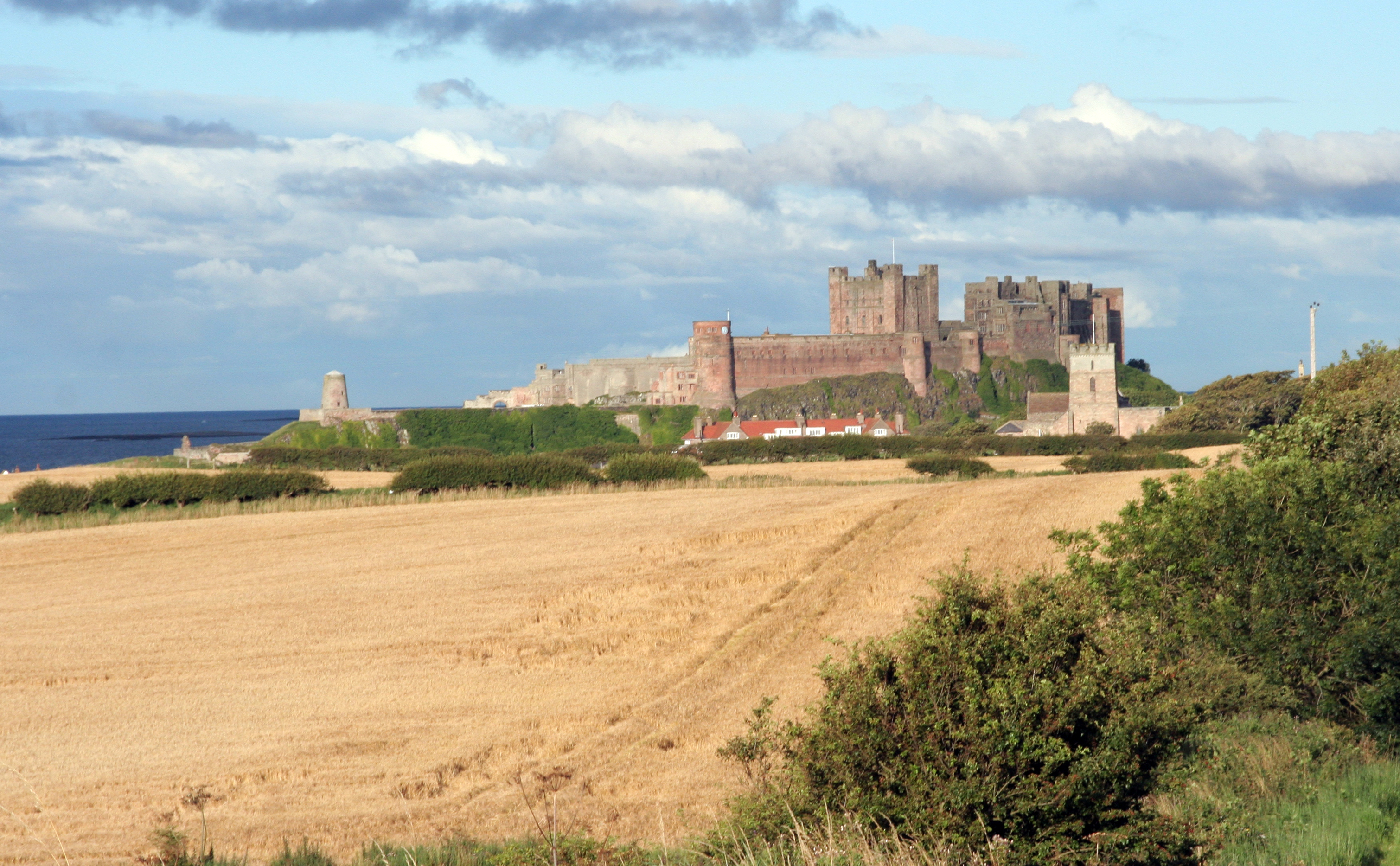 bamburgh castle - photo #29